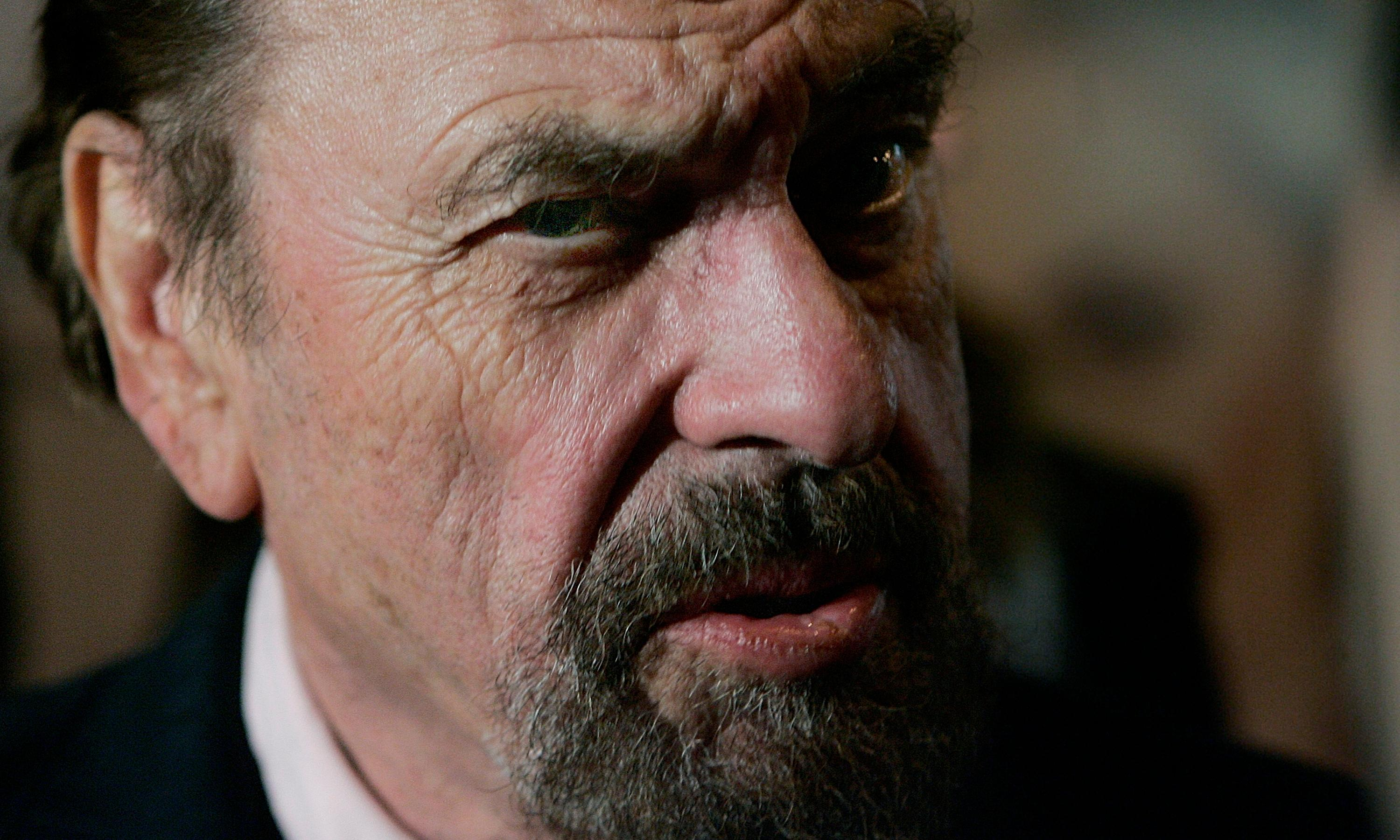 Rip Torn: a wild man of stage and screen and a titan of US TV comedy