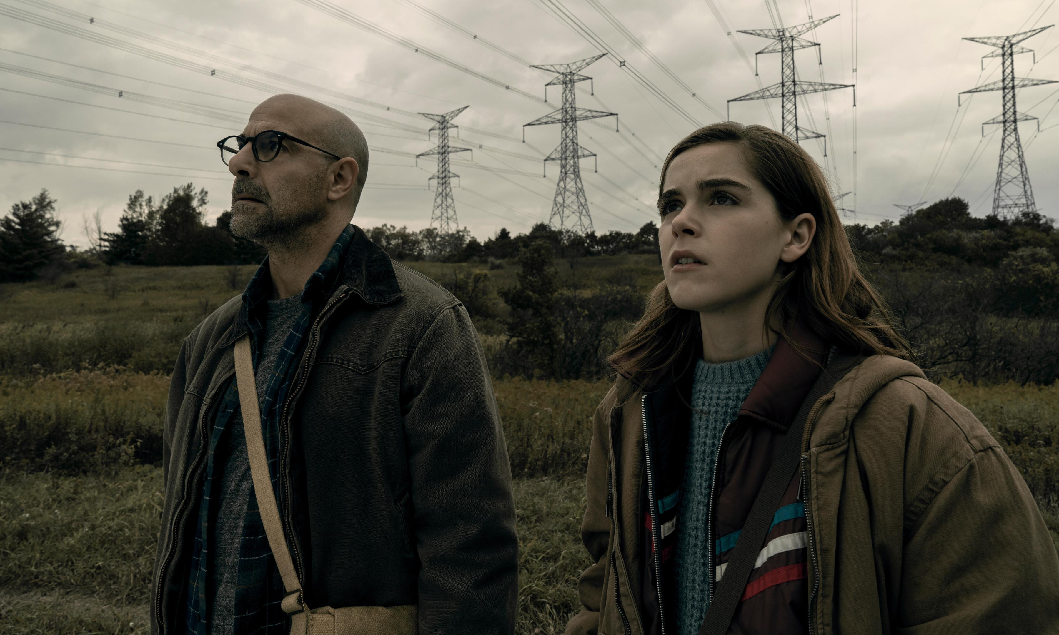 The Silence review – shoddy remix of A Quiet Place is a Netflix disaster