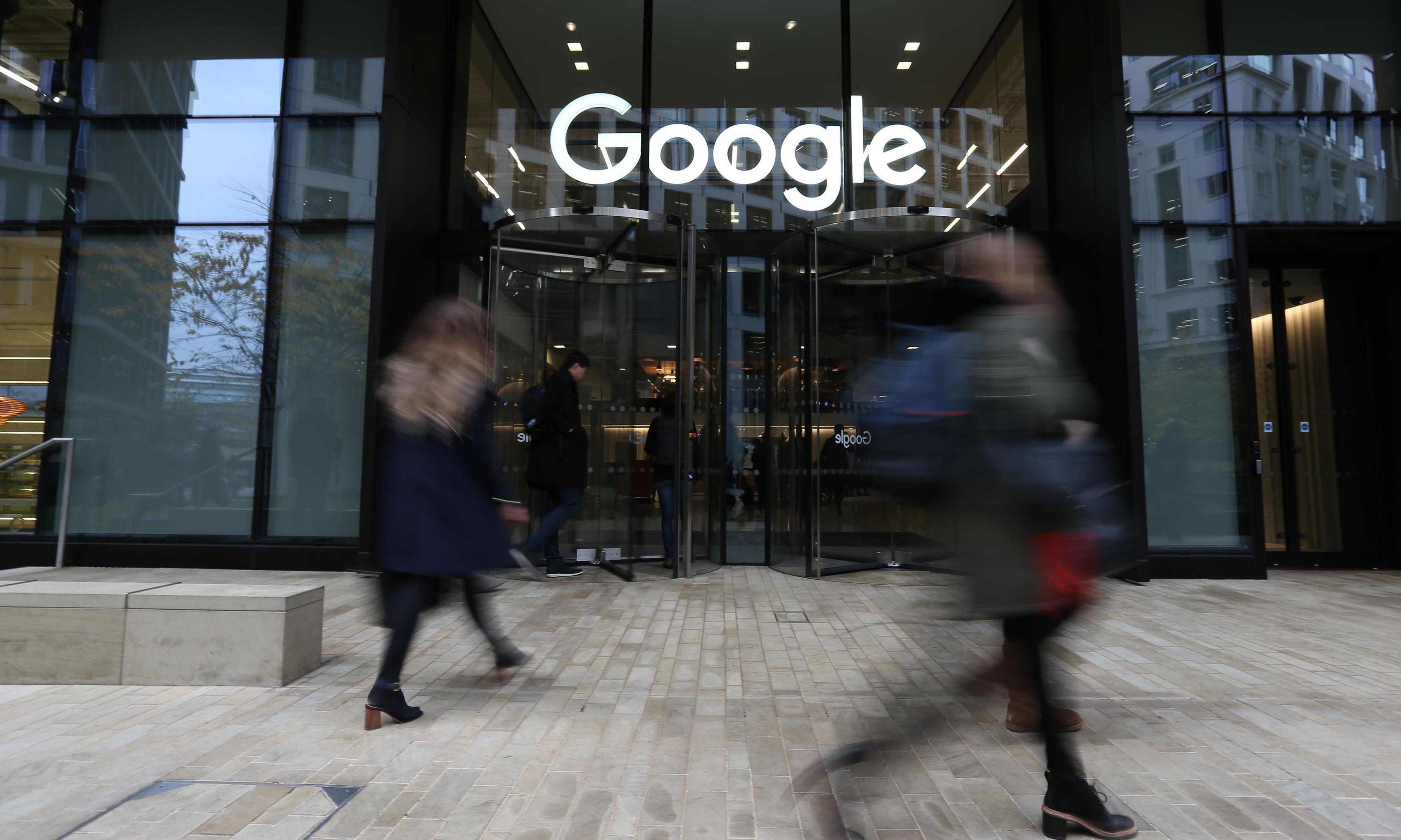 Google admits major underreporting of election ad spend