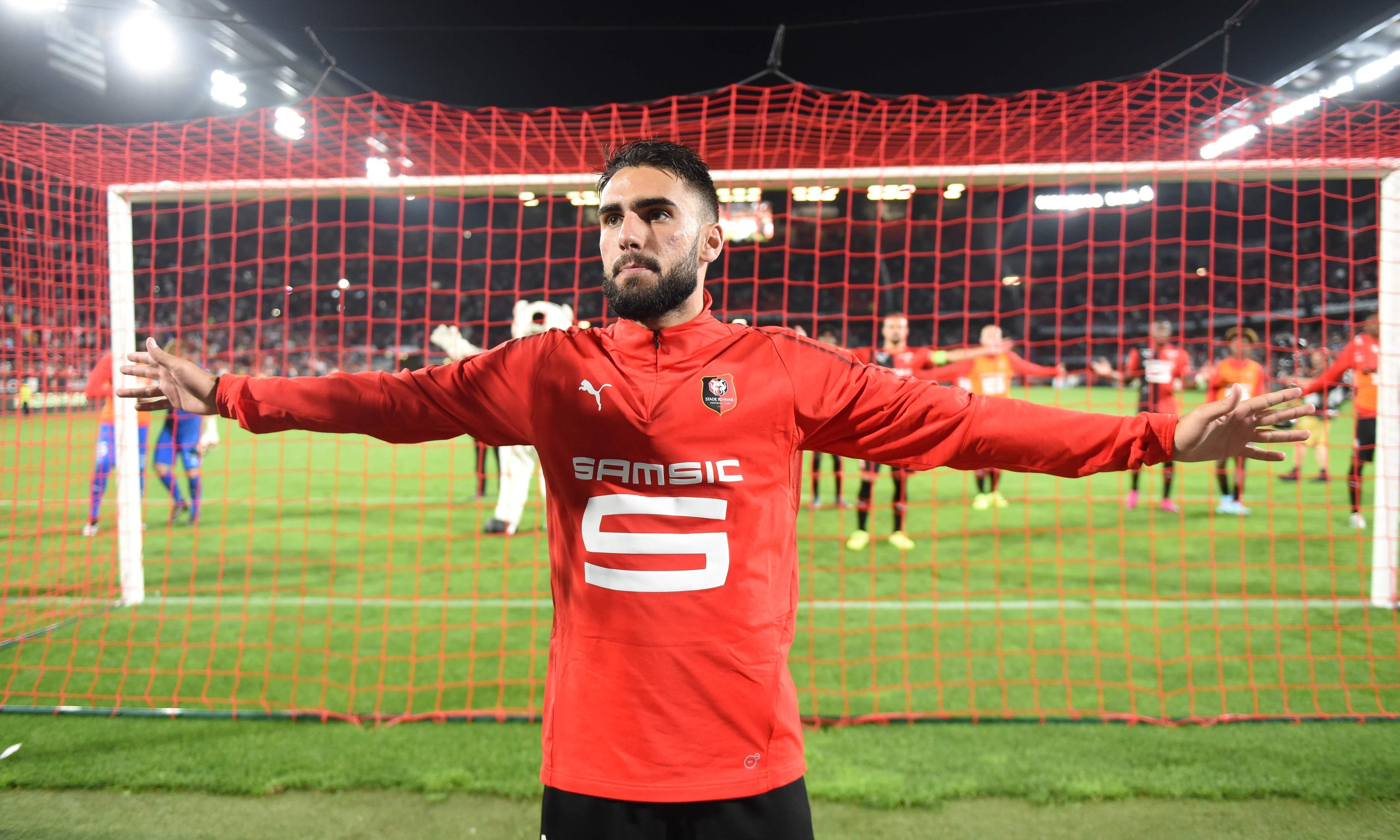 European roundup: Rennes shock PSG, Trippier impresses for Atlético