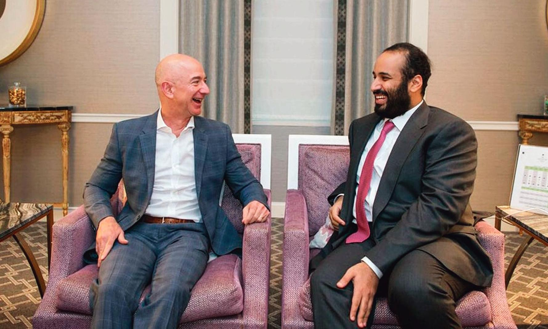 US briefing: Bezos hacked by Saudis, impeachment trial and coronavirus