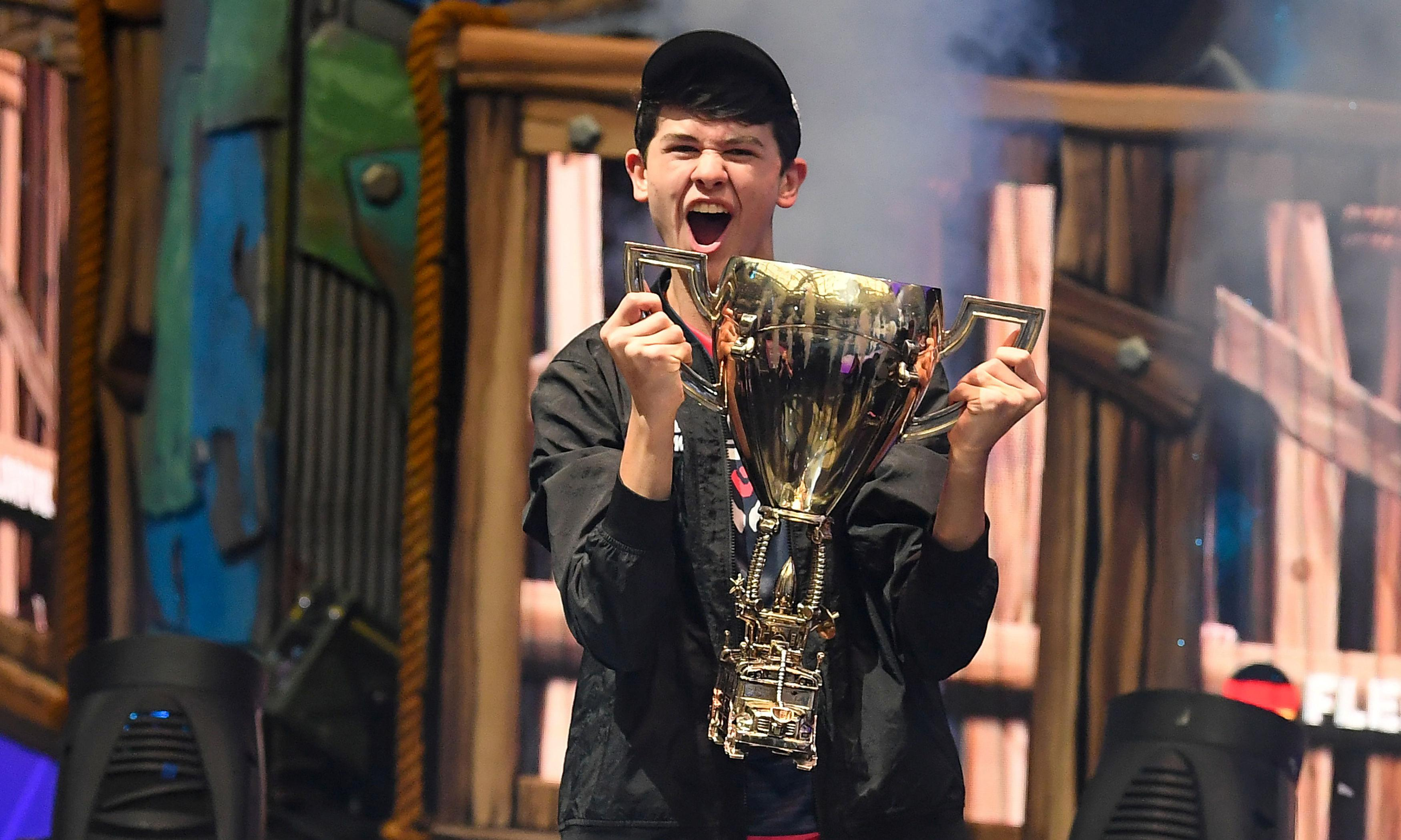'They came in with guns': Fortnite world champion Bugha 'swatted' during livestream