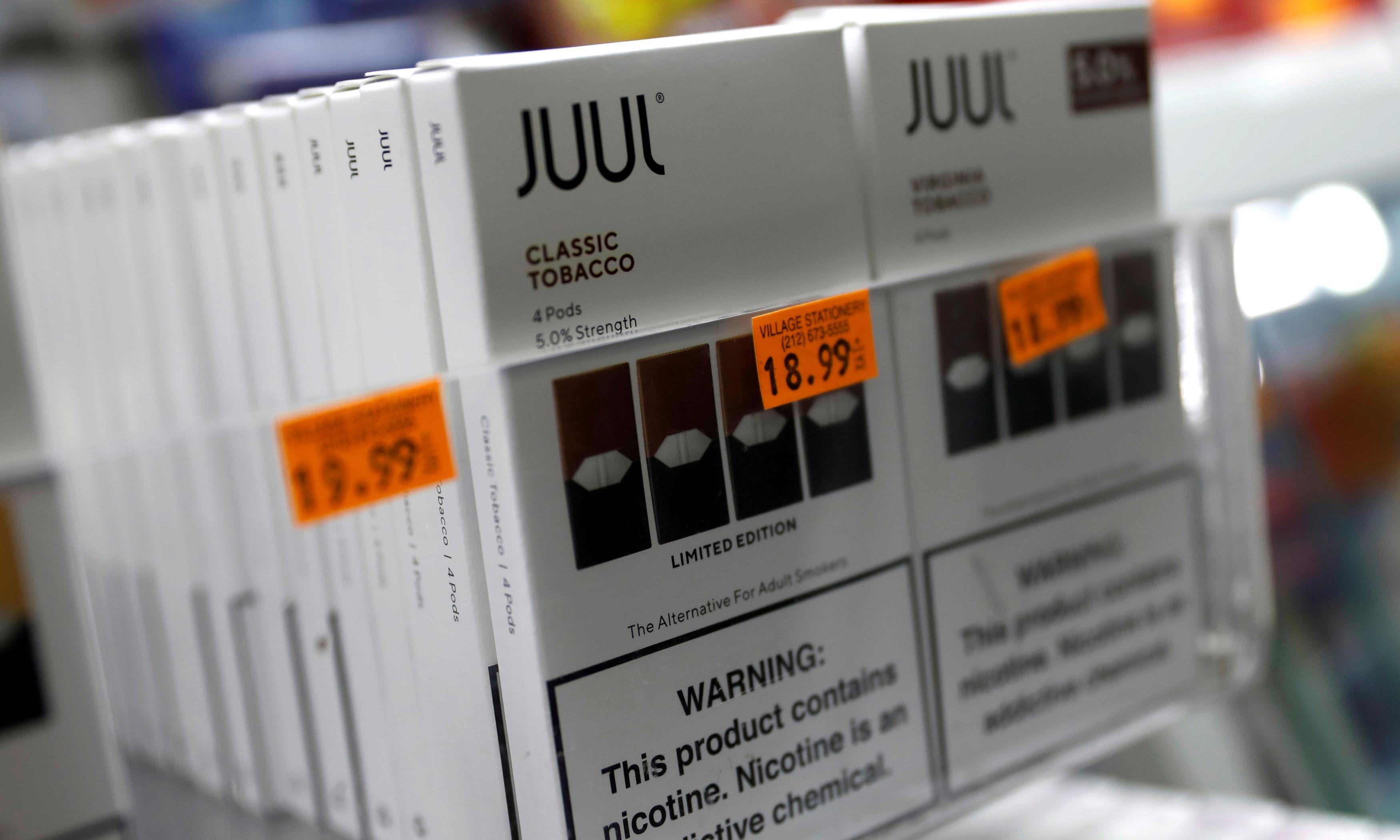 San Francisco officials propose ban on sale of e-cigarettes