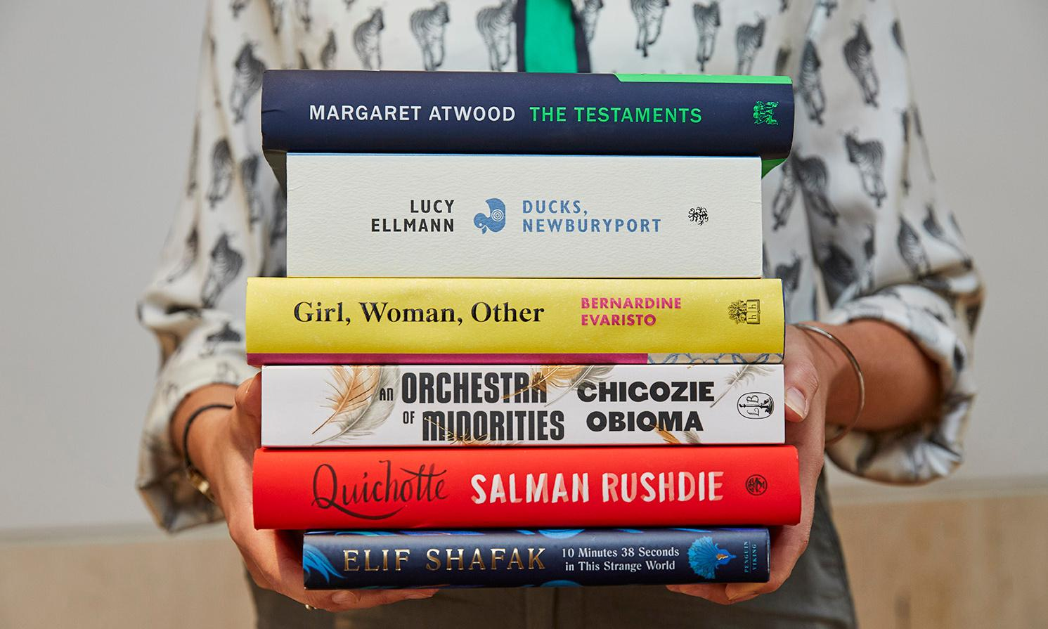 The Booker prize shortlist resists easy reading