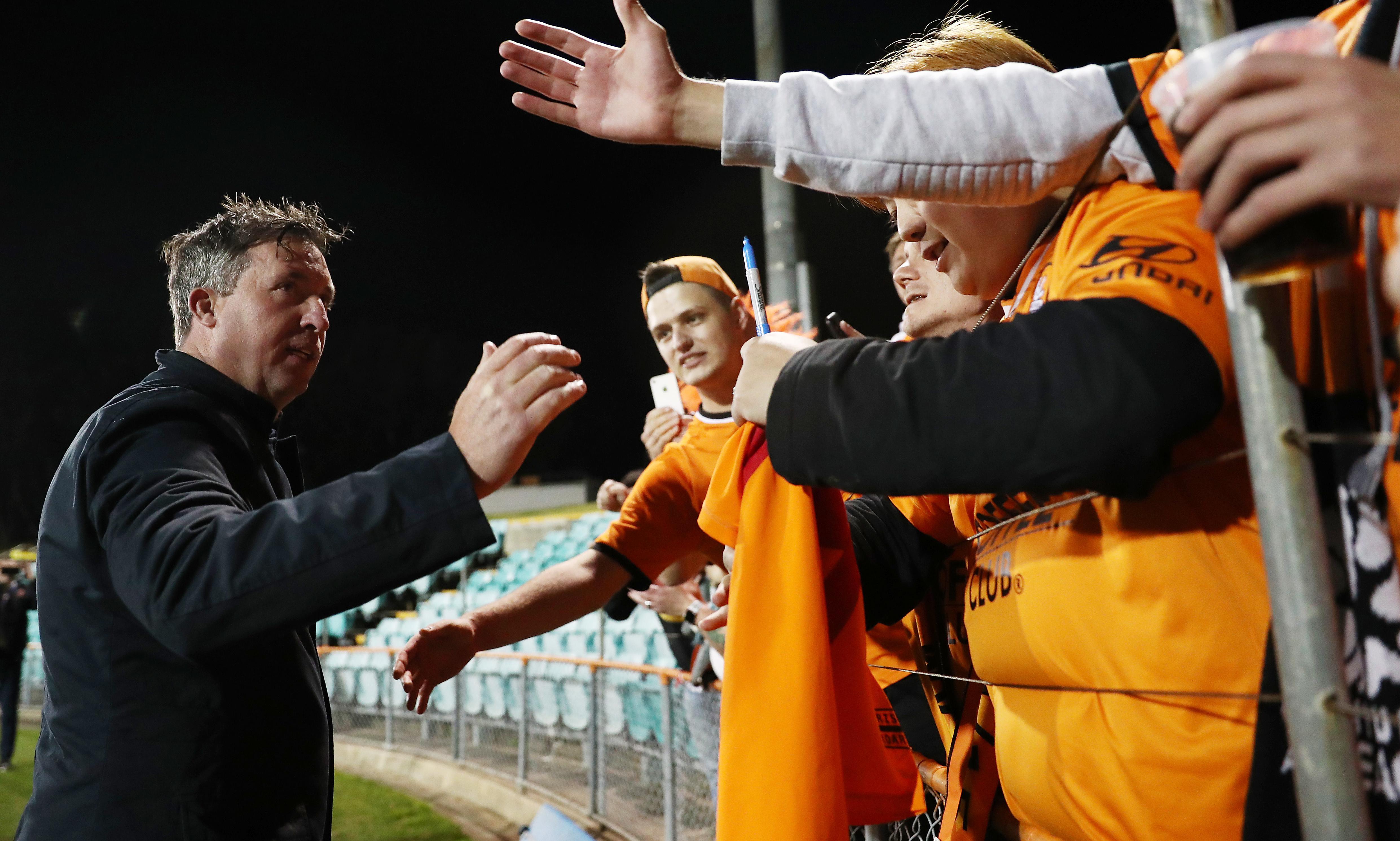 'An epic achievement': Robbie Fowler's coaching debut ends in shock FFA Cup win