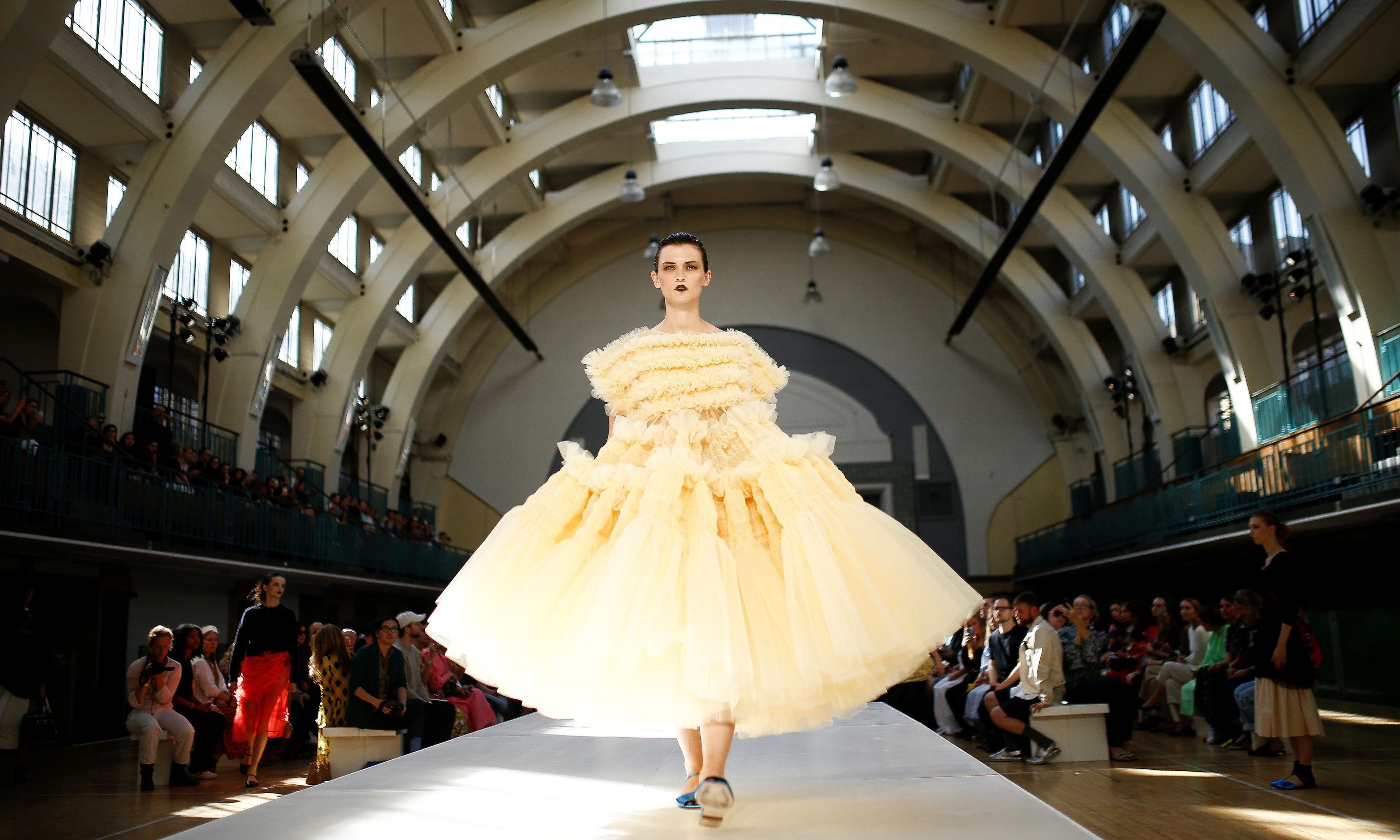 Villanelle designer unveils dresses to die for