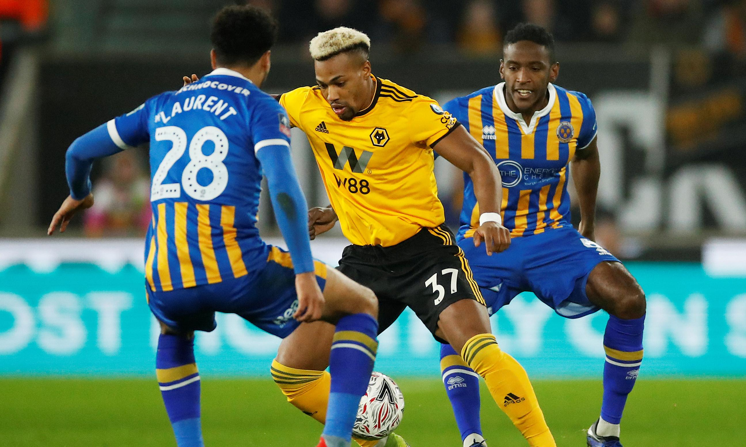 Adama Traoré: 'I am self-critical, I need to do better in the final third'