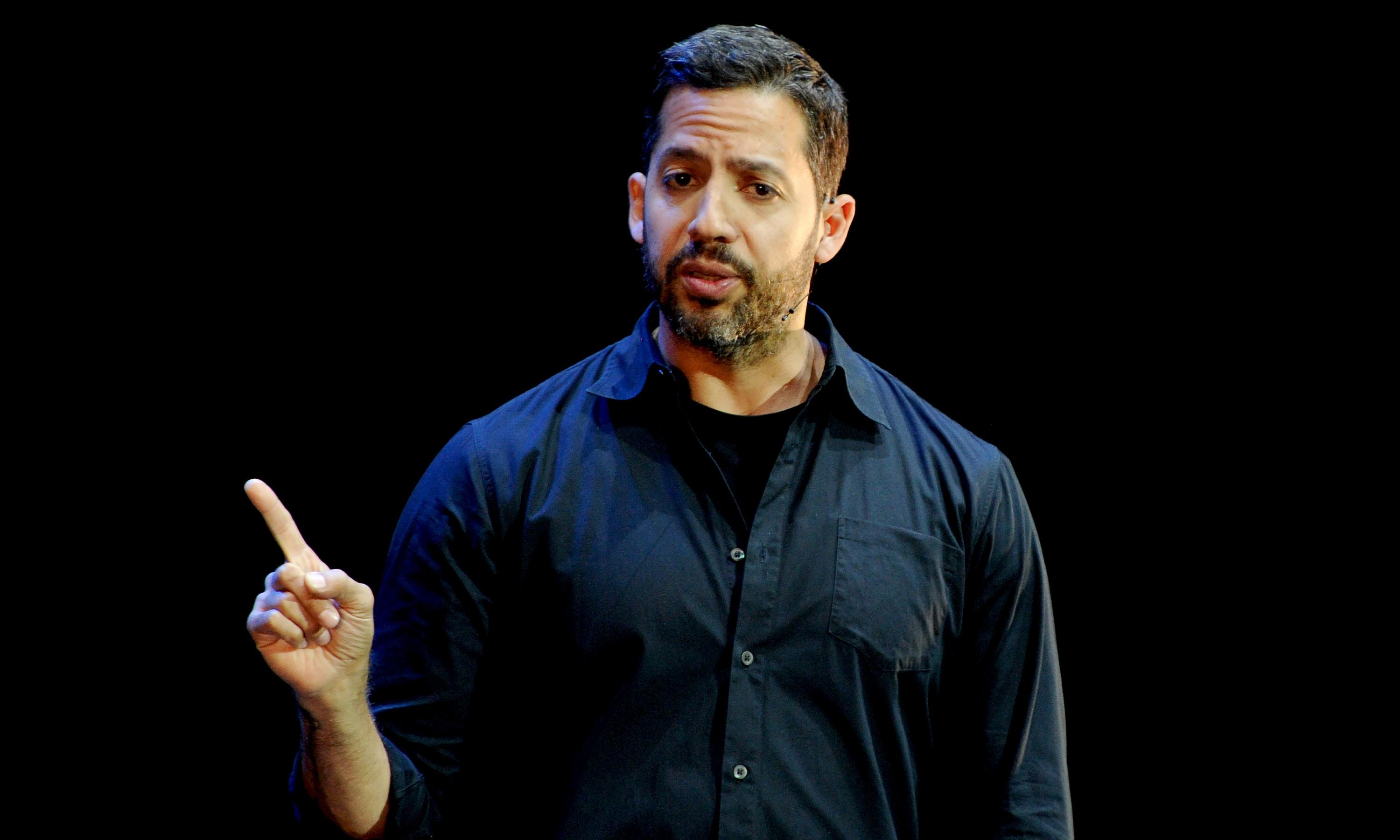 David Blaine review – astonishing spectacle is not for the squeamish