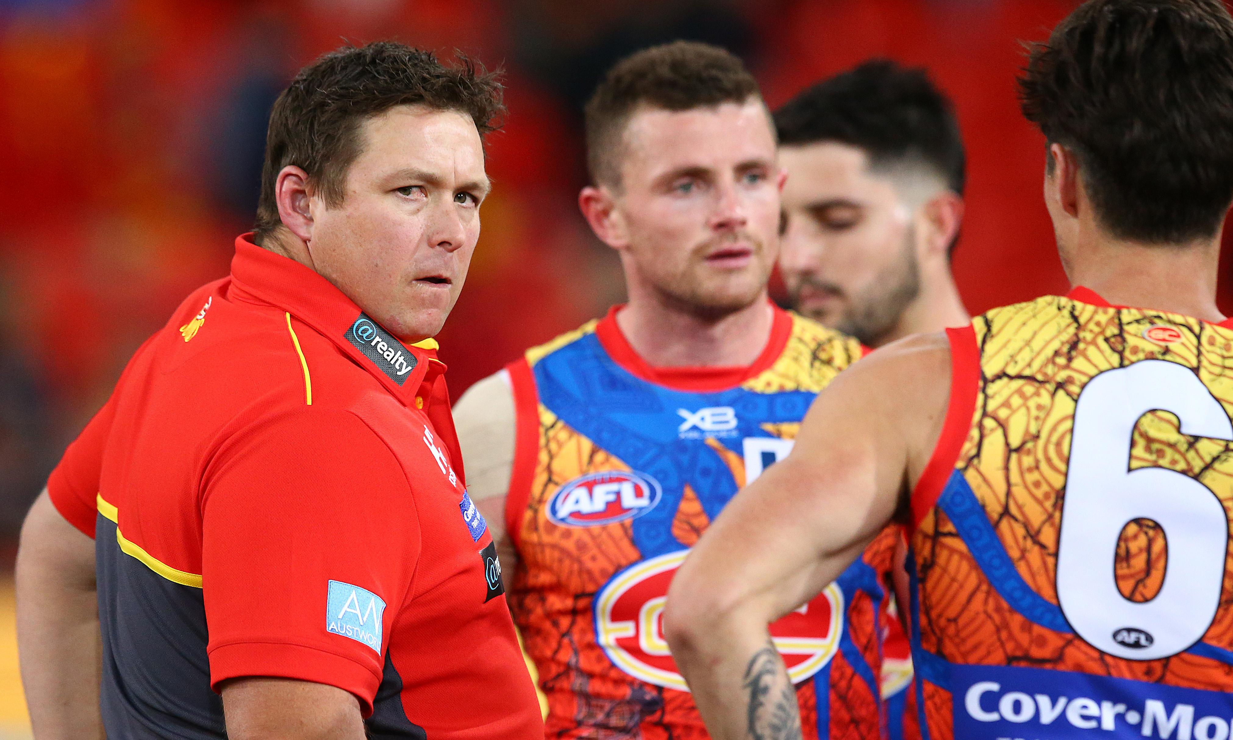 Sunk-cost Gold Coast Suns little more than an AFL punchline