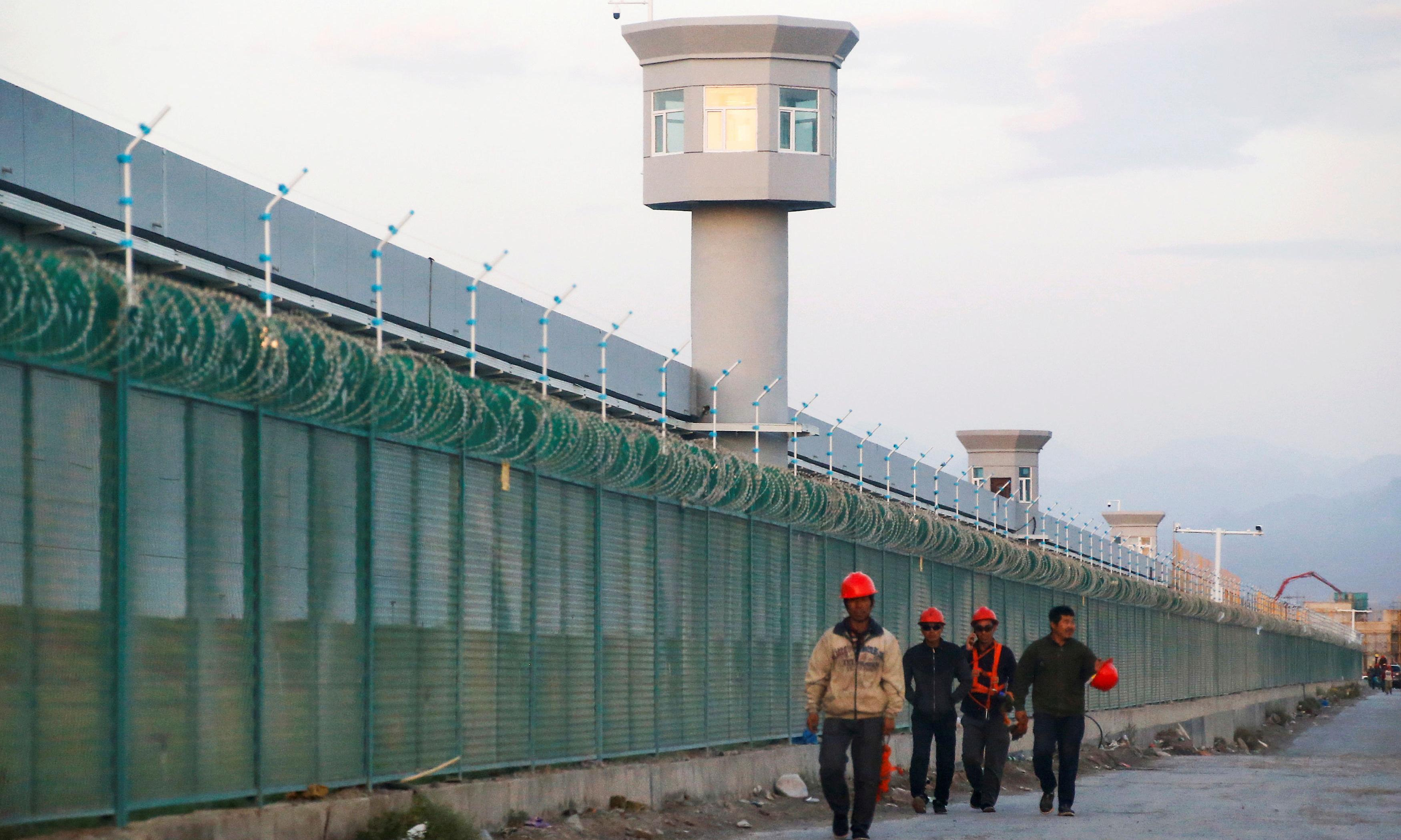 'Allow no escapes': leak exposes reality of China's vast prison camp network