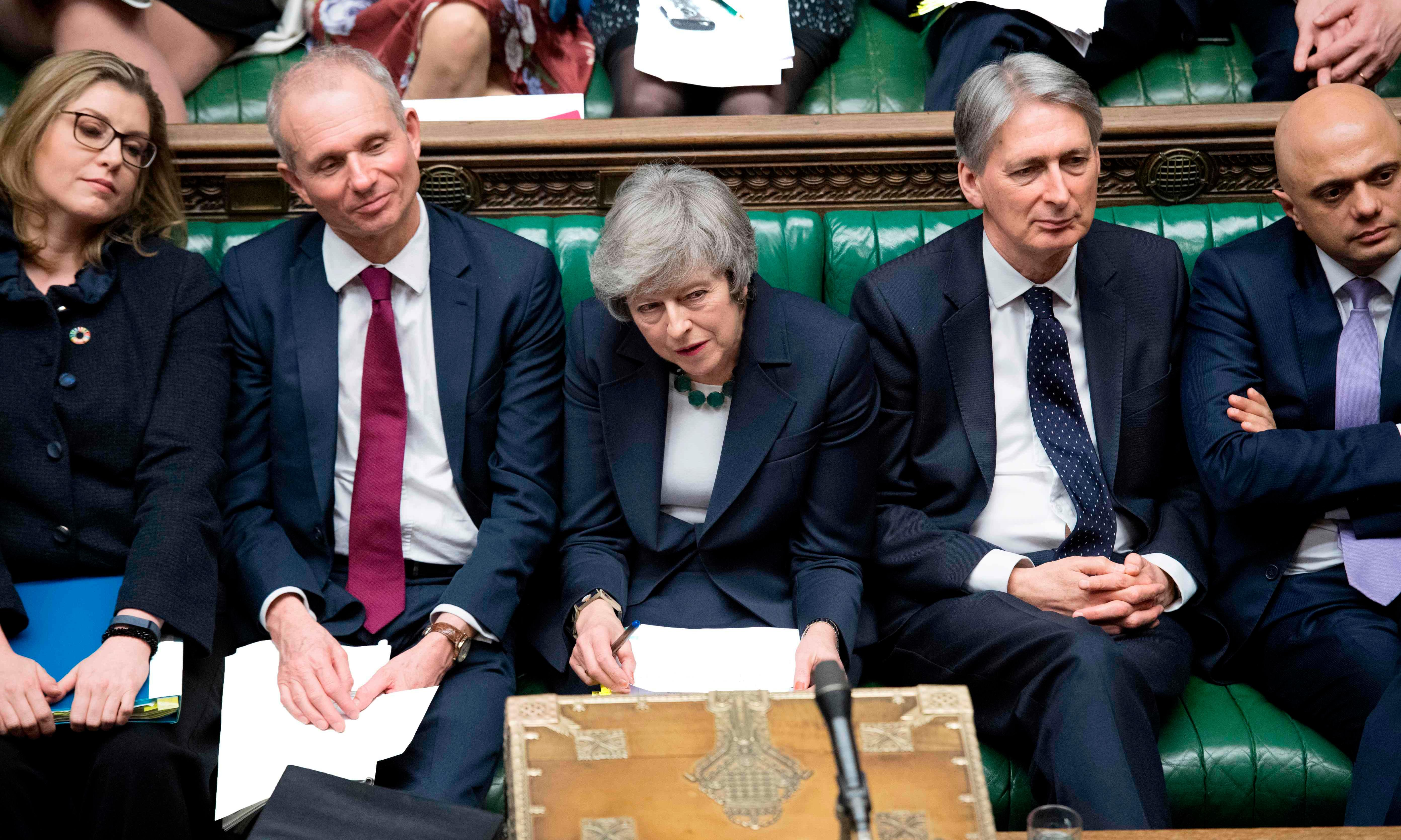 The resignation of three Tory MPs is a dire warning to the party