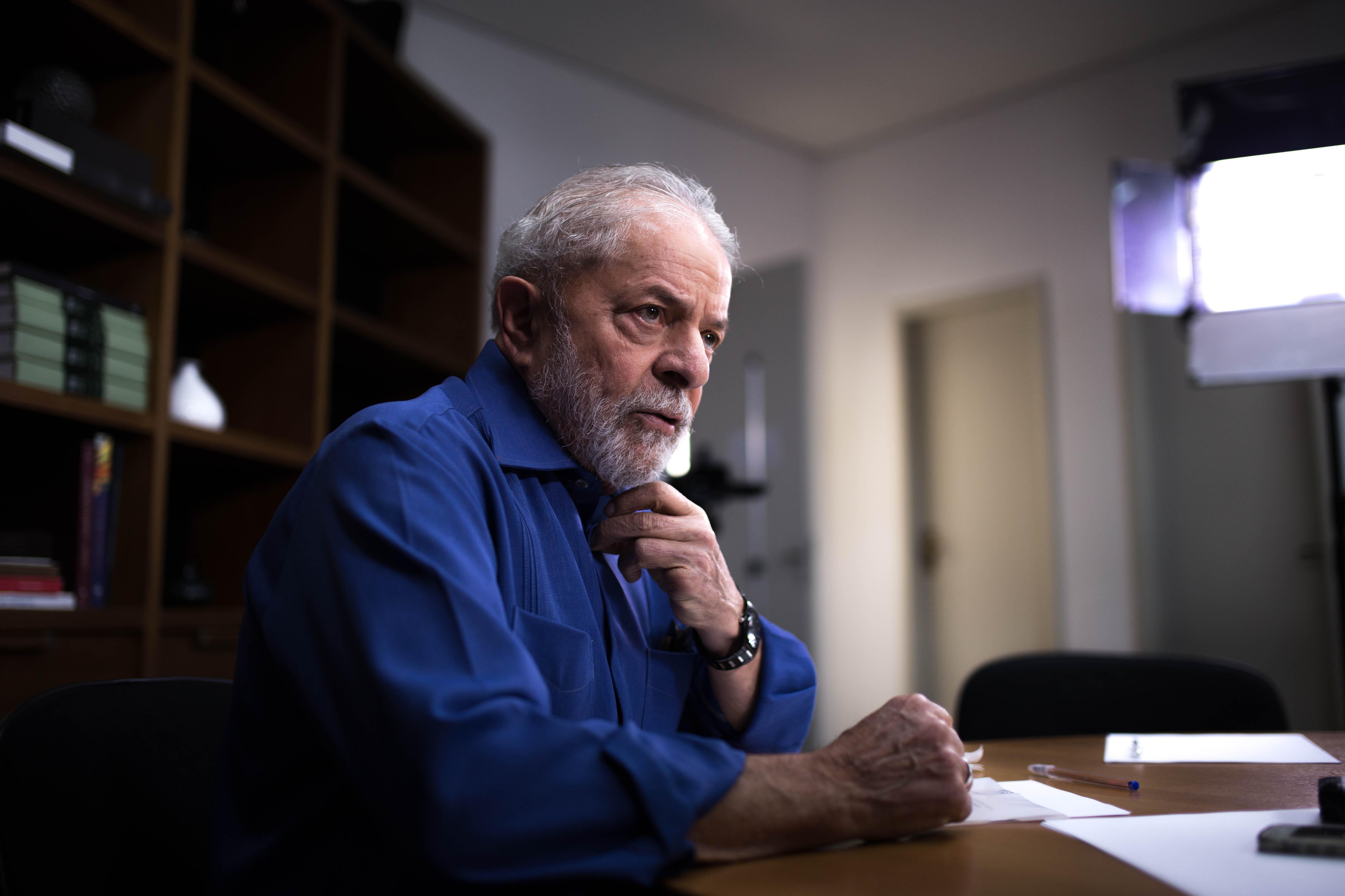 Exclusive: Bolsonaro is turning back the clock on Brazil, says Lula