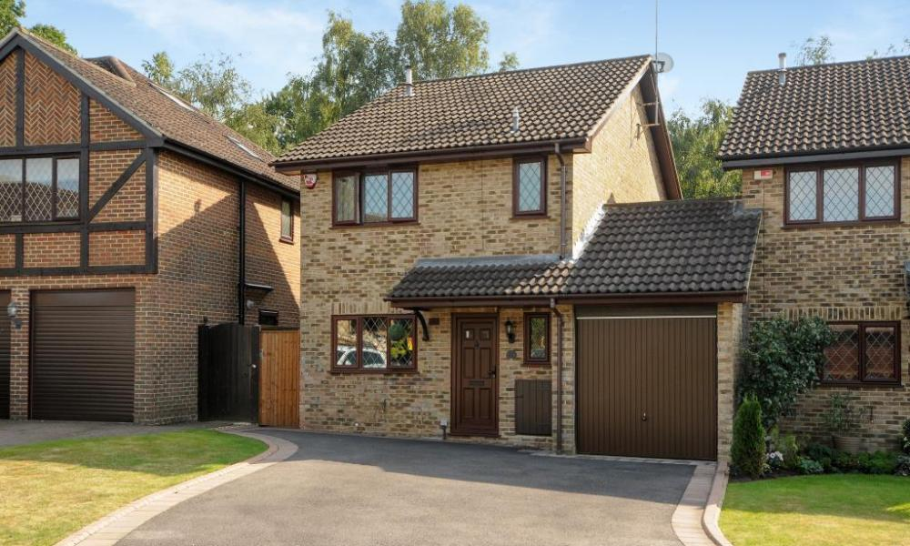 House in Bracknell, fourth most-viewed house on Rightmove in 2016