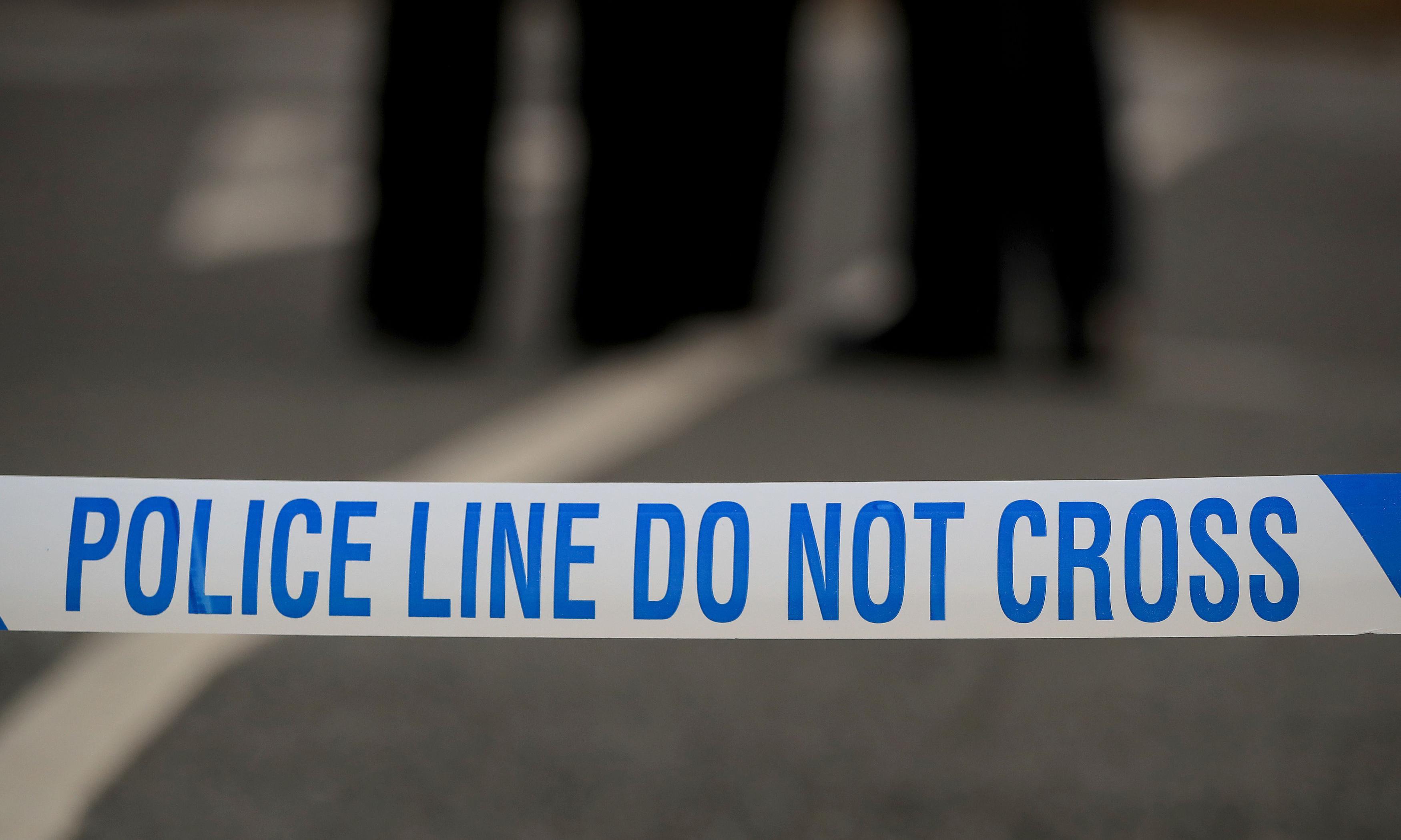 Eleven held on suspicion of murder after London stabbing