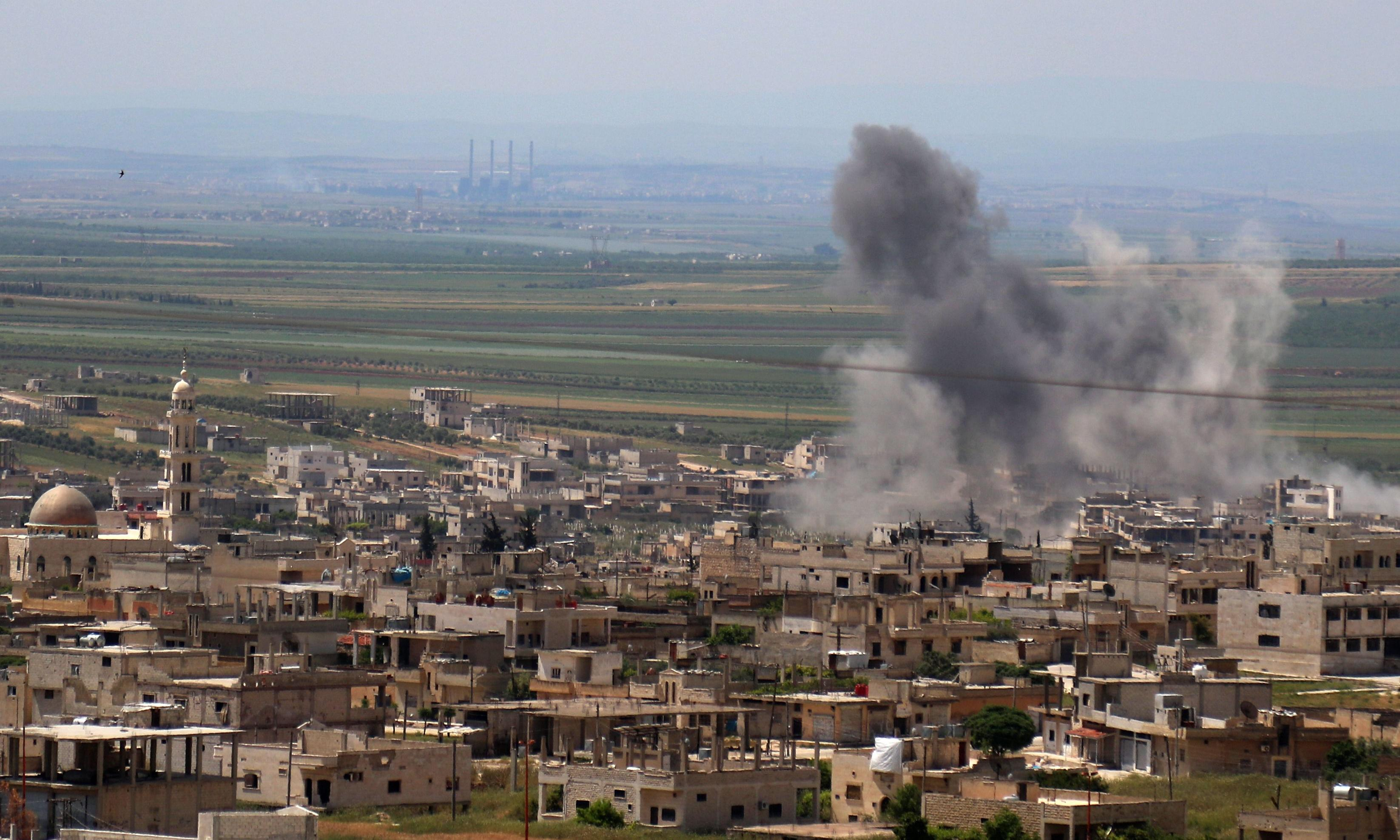 British nationals to be banned from parts of Syria under new law