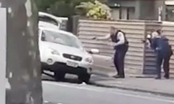 'Incredibly proud': rural police who arrested Christchurch suspect hailed heroes