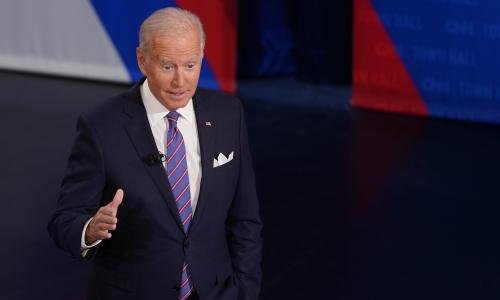 'We need him to deliver': Biden faces wrath of disappointed supporters