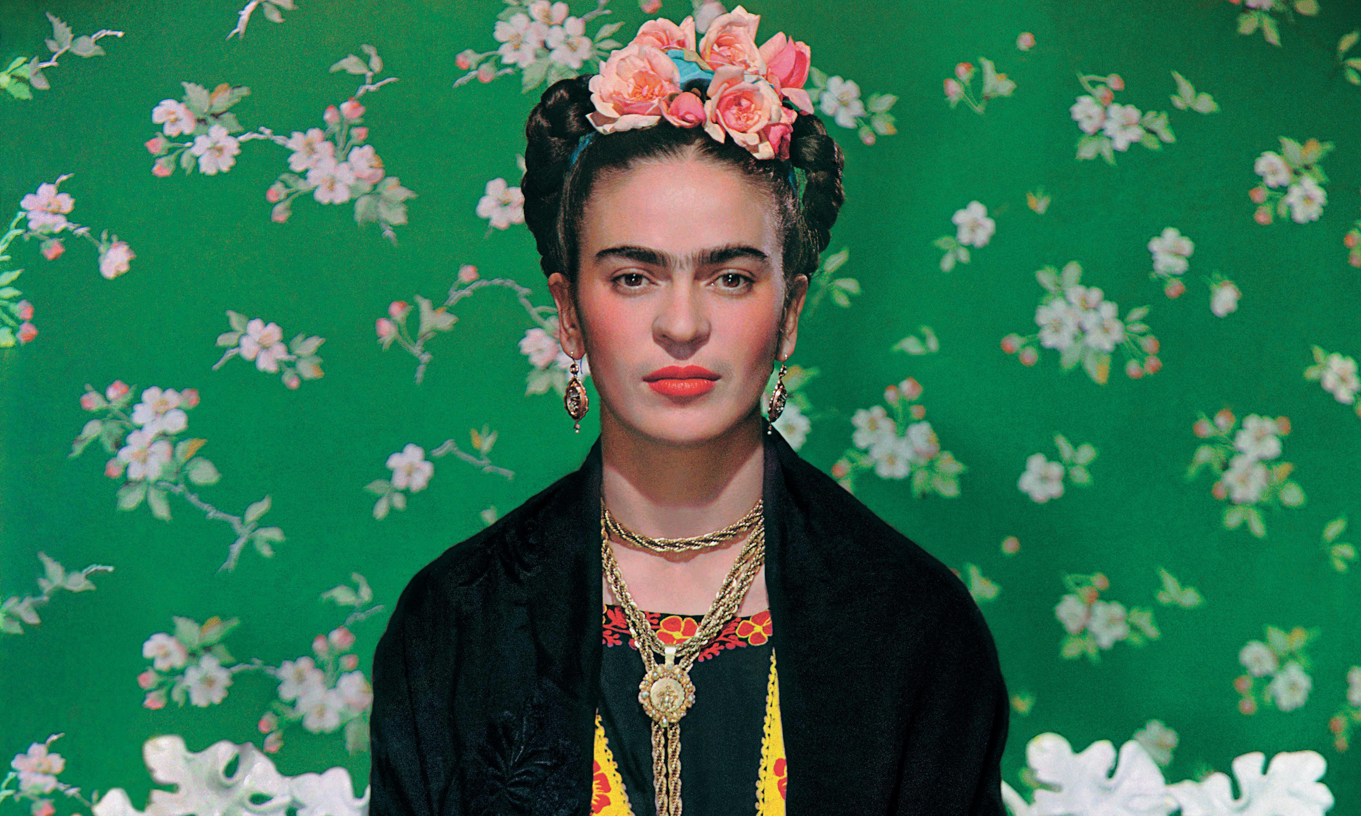 Frida Kahlo's intimate belongings go on display at the V&A