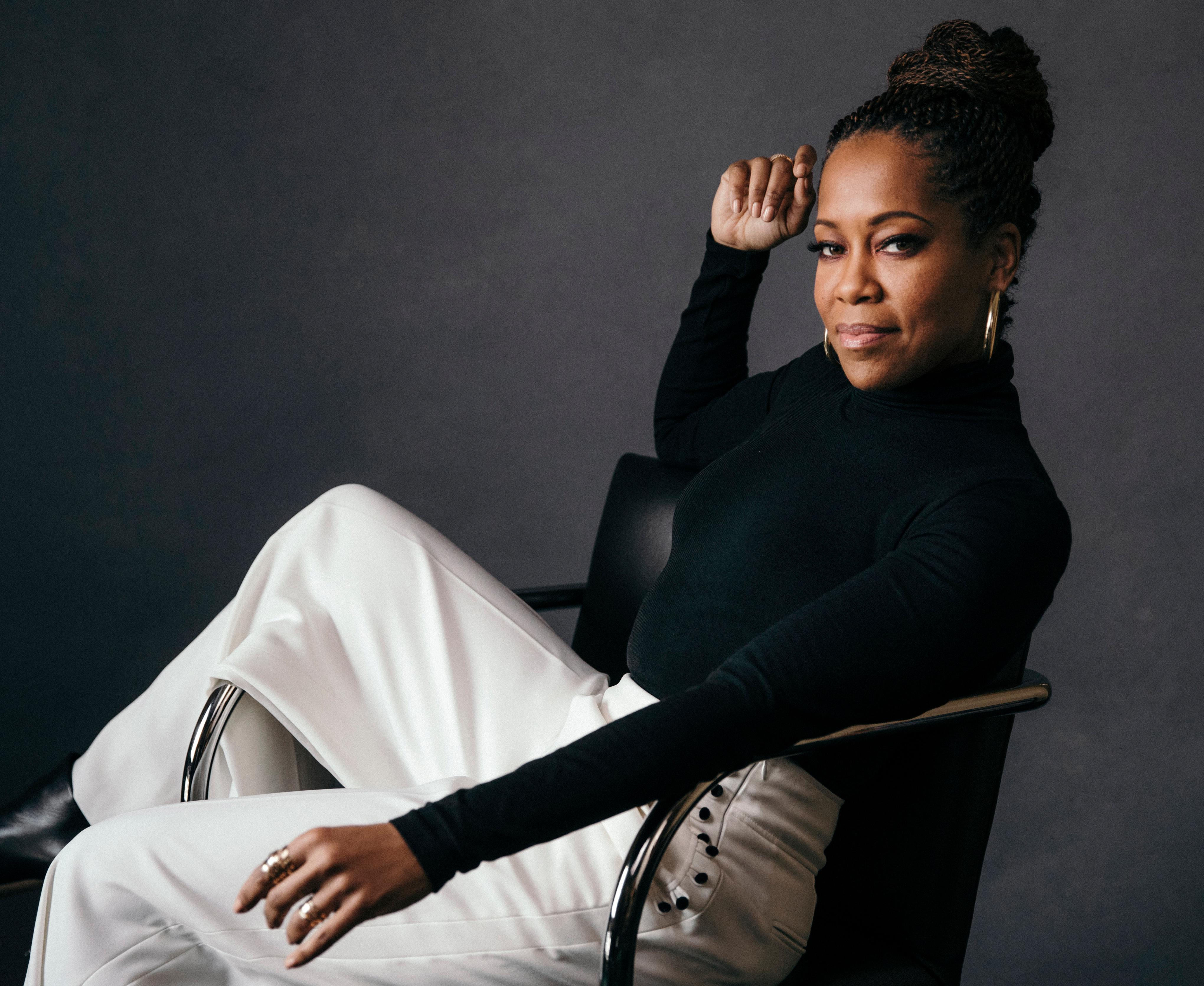 Regina King on fighting white supremacists in Watchmen: 'My community is living this story'
