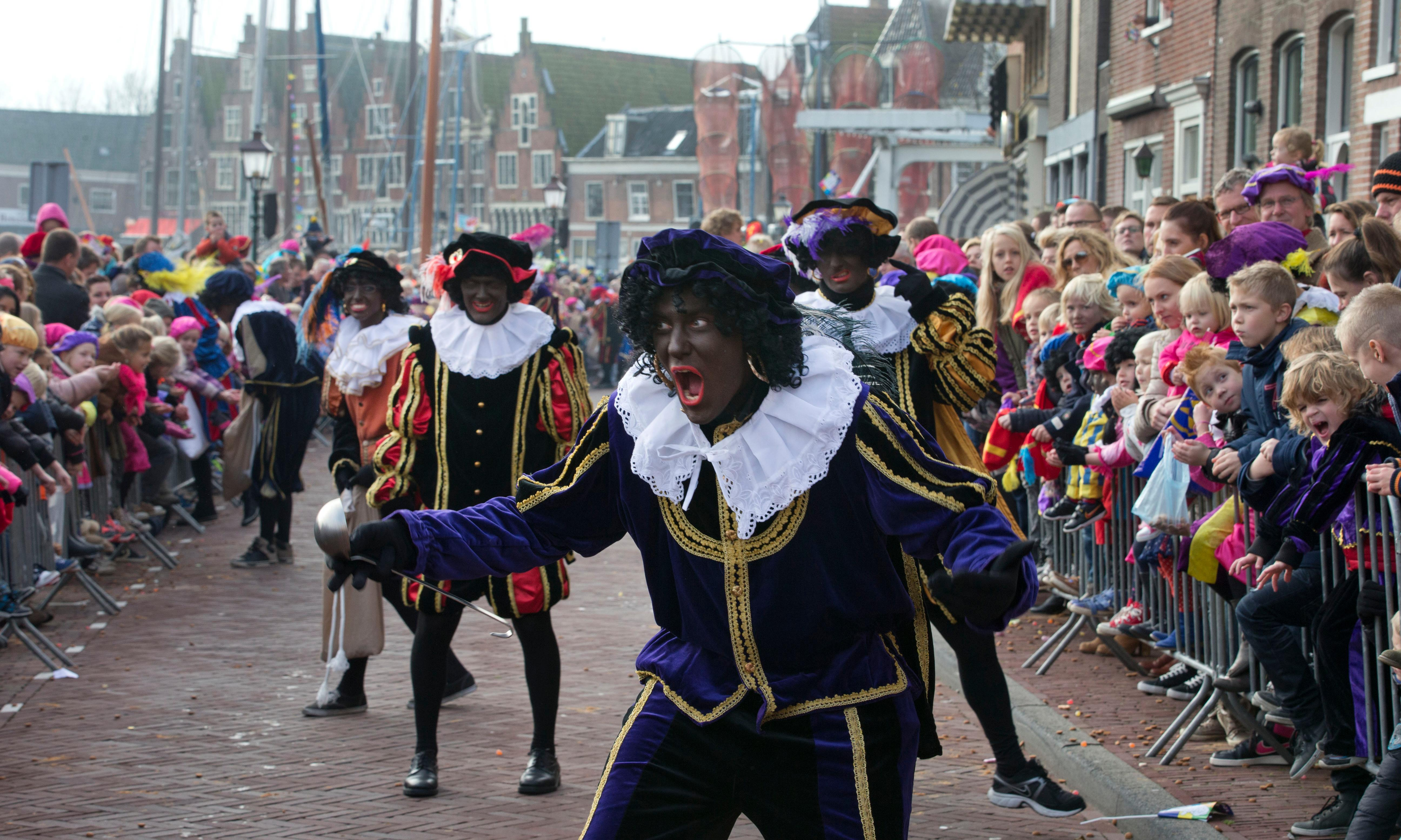 'Black Pete': the scandal we Dutch can't stay silent about any more