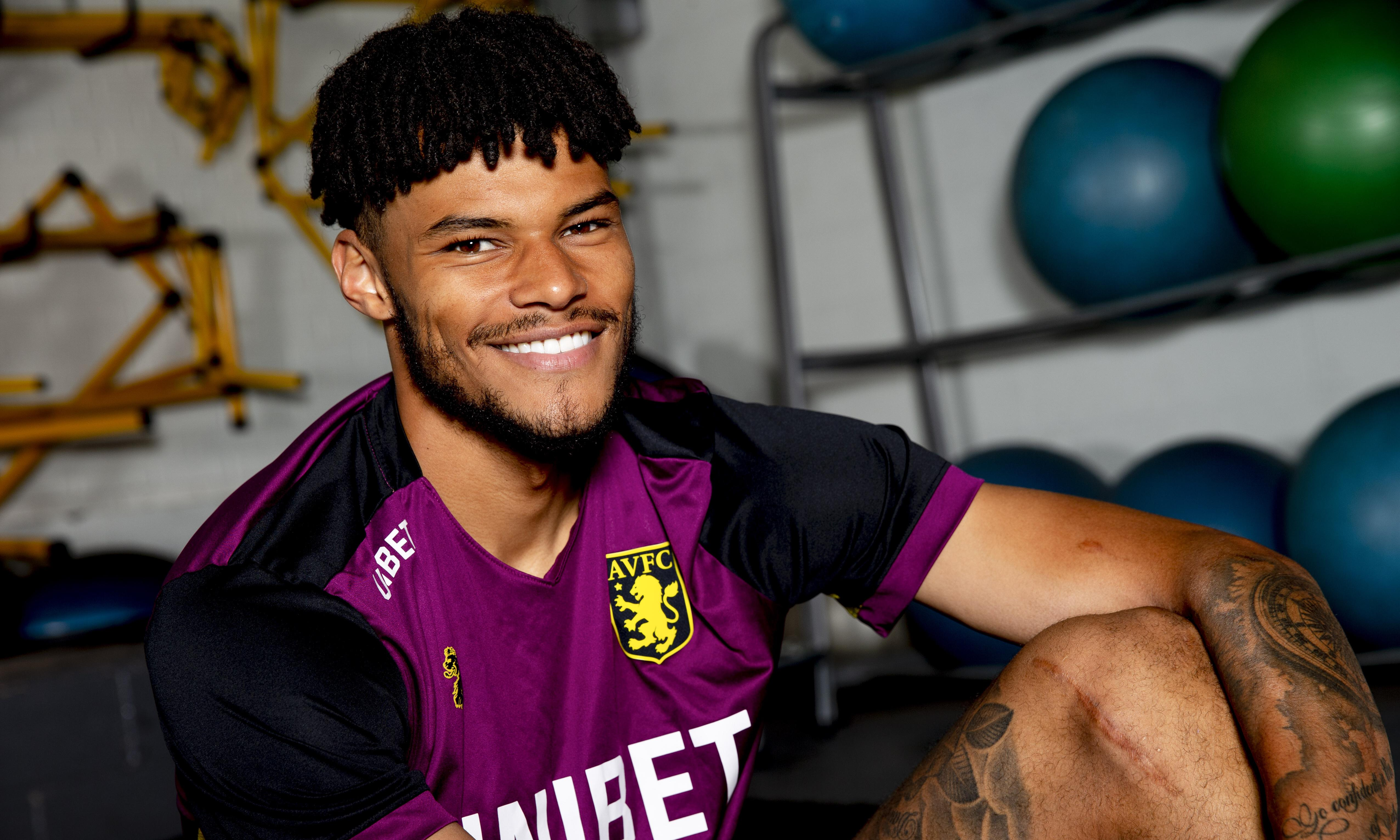 Tyrone Mings: 'I couldn't turn down the chance to learn from John Terry'