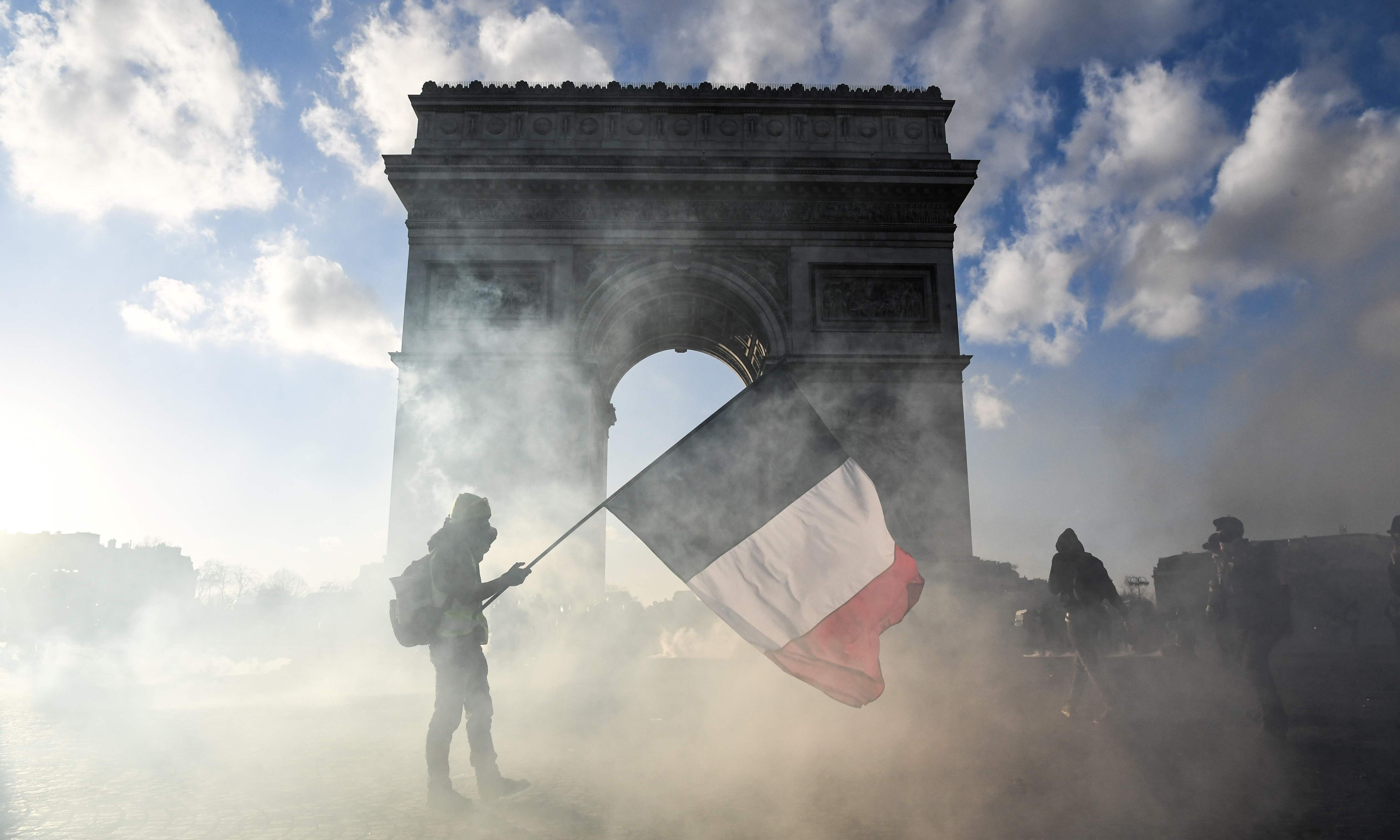 Uncertainty, inequality, fragility: why France is a country at war with itself