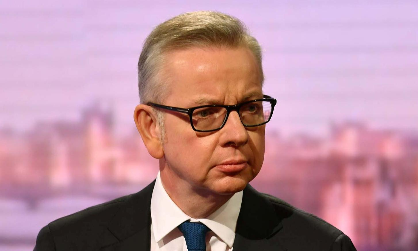 Michael Gove says drug admission will not lead to US travel ban