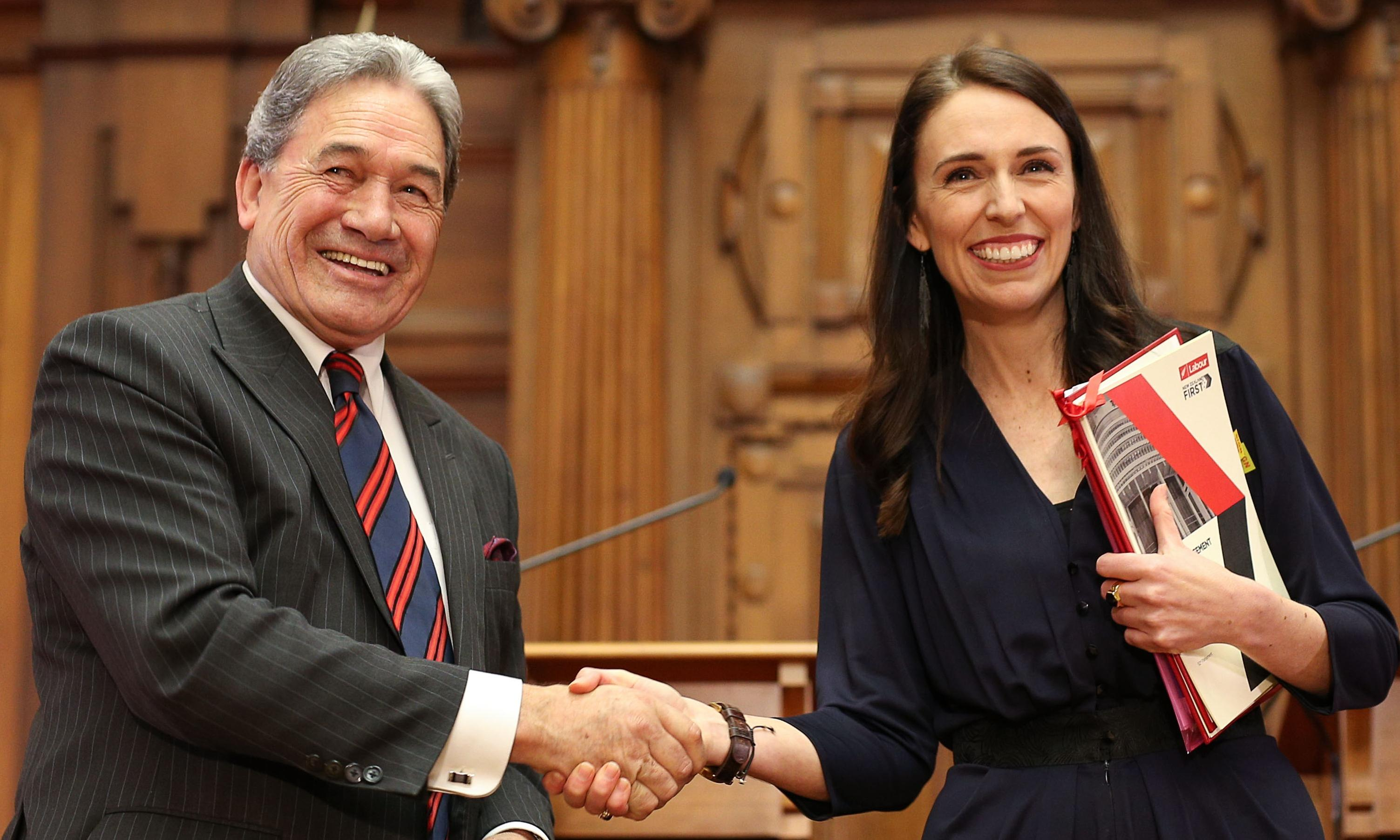 This election is do or die for NZ First and the fight could get dirty
