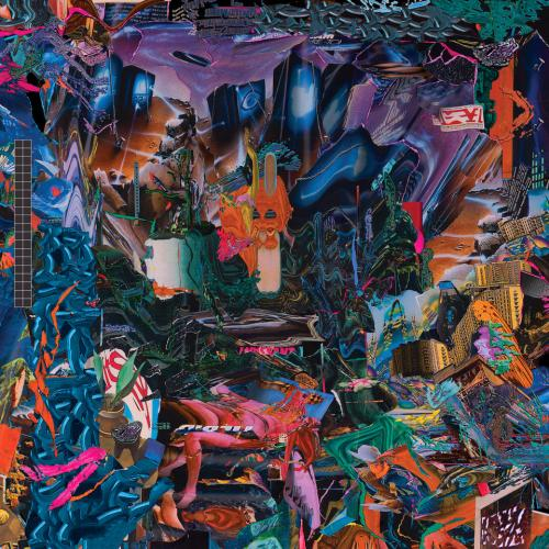 Black Midi: Cavalcade album cover