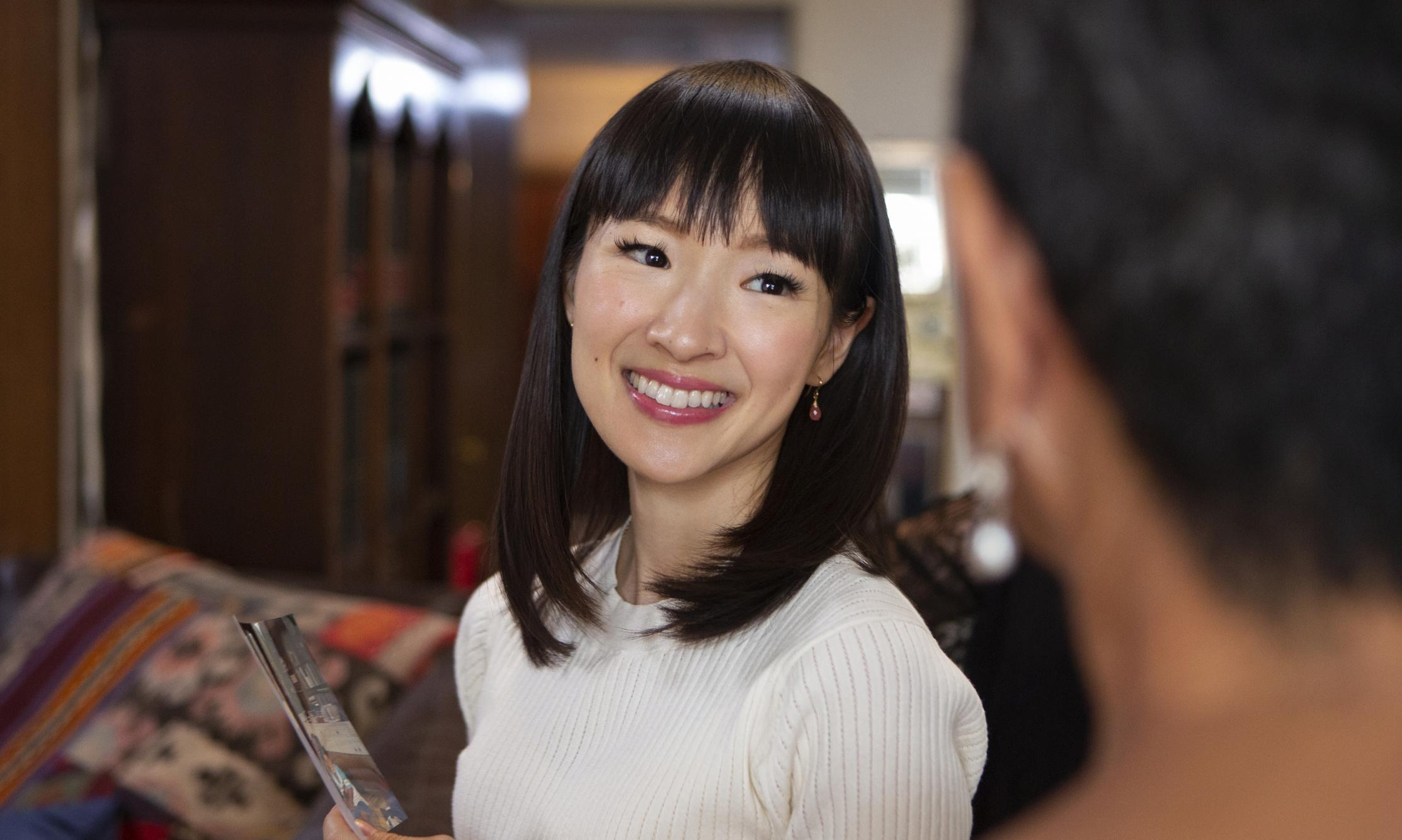 Sparking joy: use Marie Kondo's approach to declutter your mind