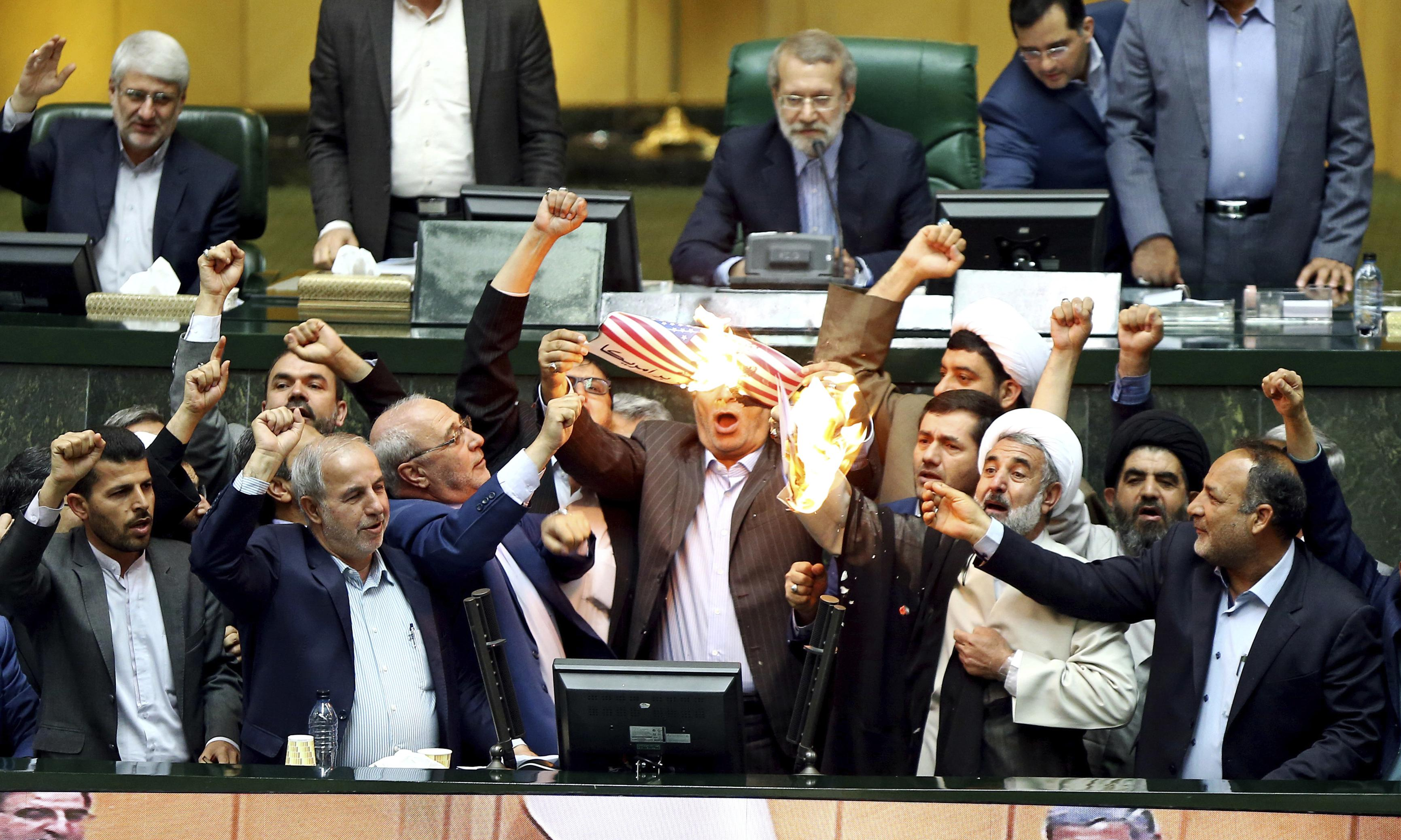 Iran nuclear deal - cover