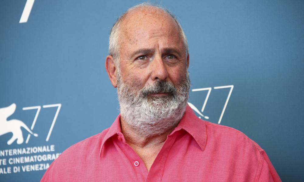 Roger Michell in Venice in 2020.