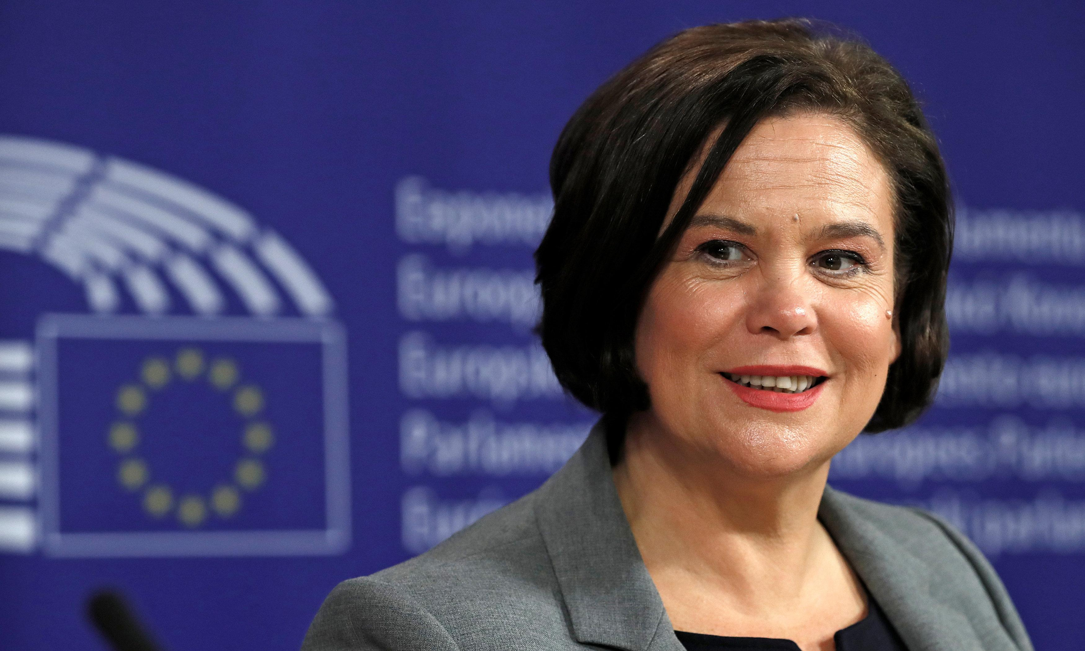 Sinn Féin wants Northern Ireland vote in event of no-deal Brexit
