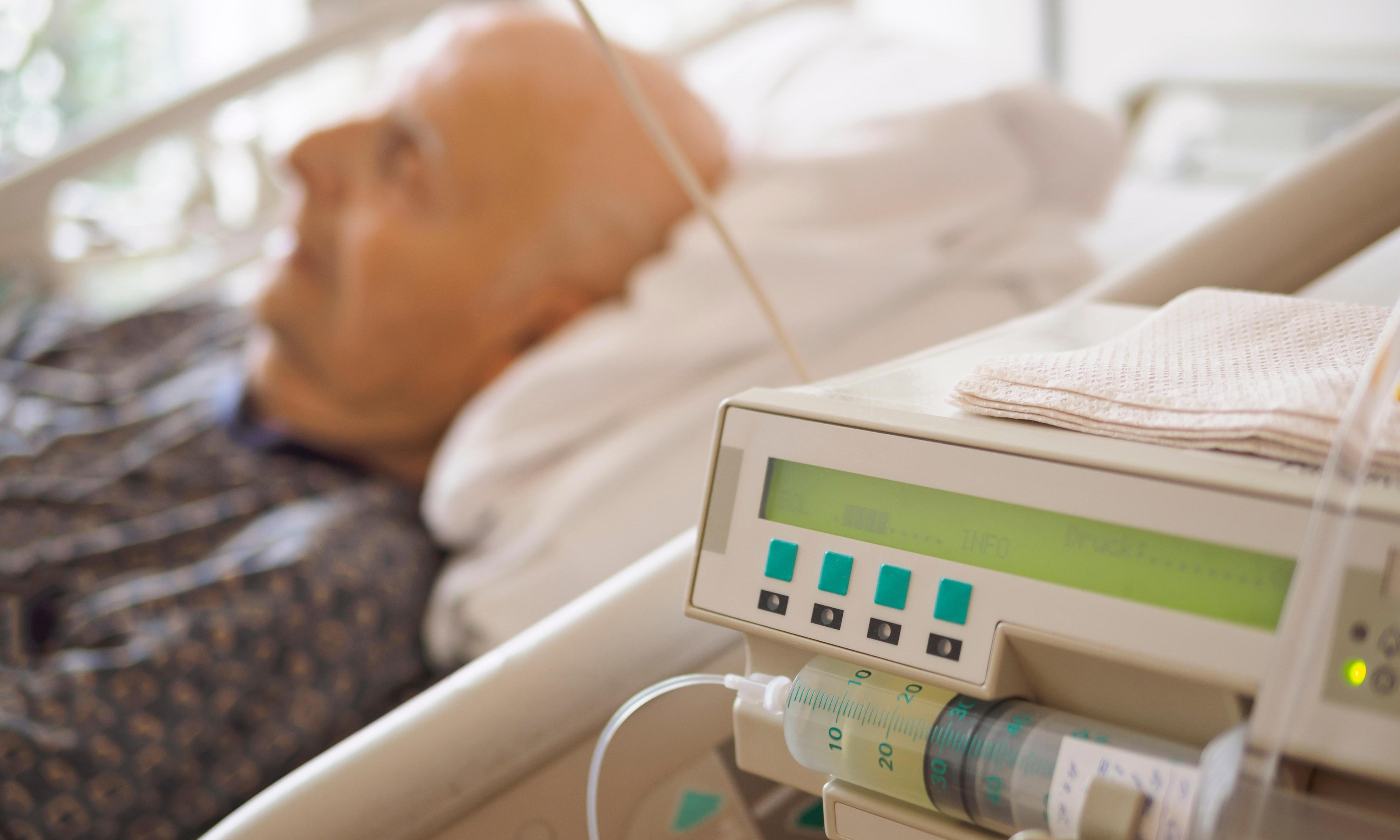 Palliative care in hospitals is inconsistent
