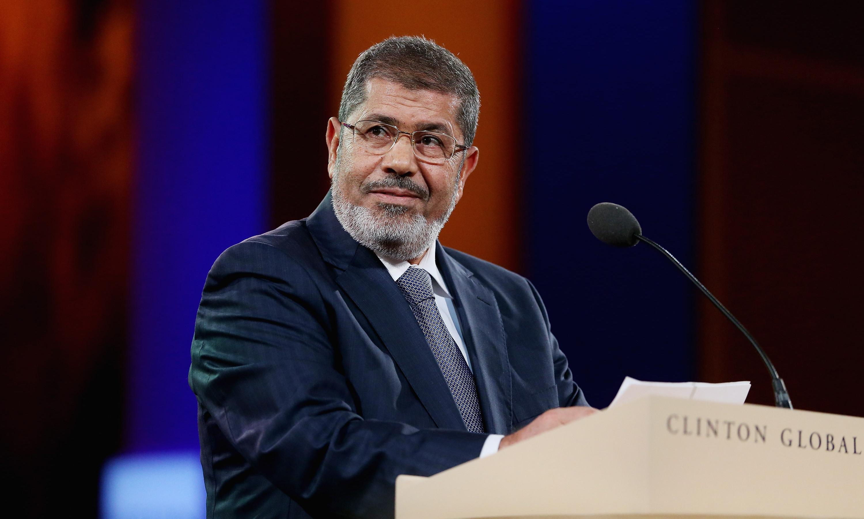 Mohamed Morsi obituary