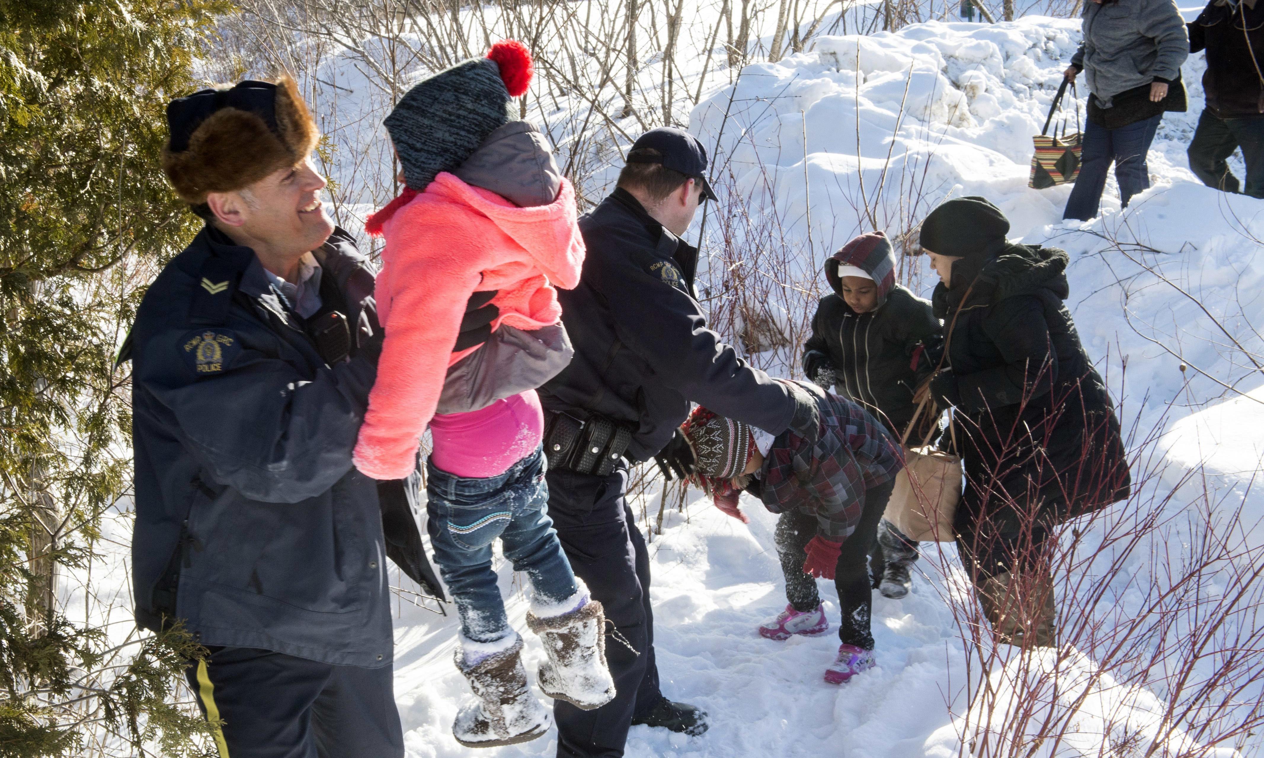 Canada registers sixfold increase in US citizens seeking asylum in 2017