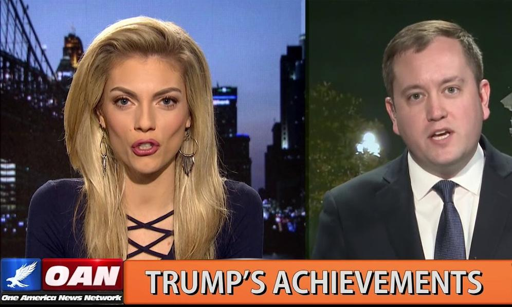 Trump has a new favourite news network - and it's more right-wing than FOX