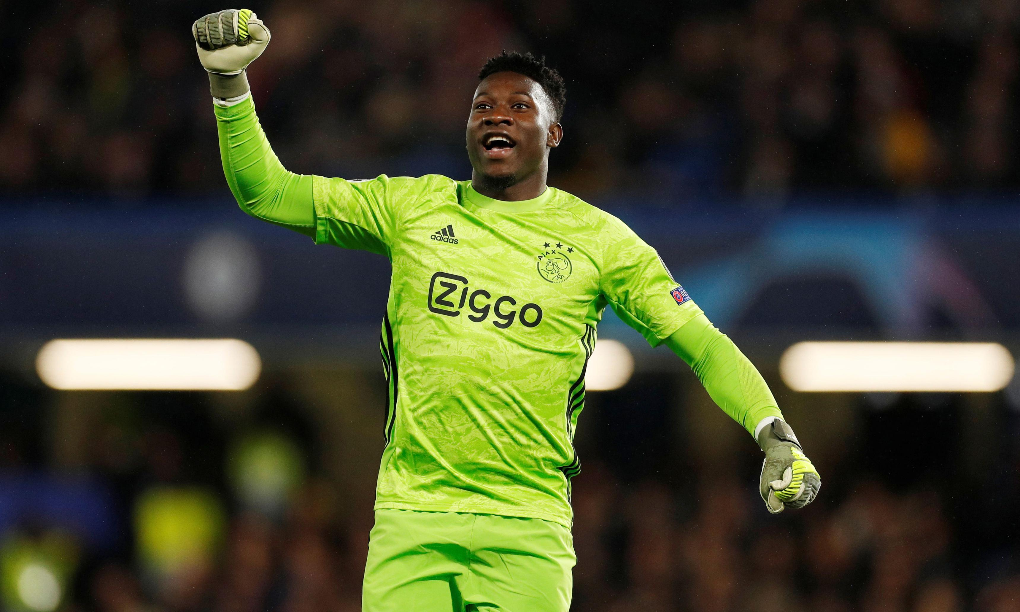 Football transfer rumours: André Onana to Manchester United?