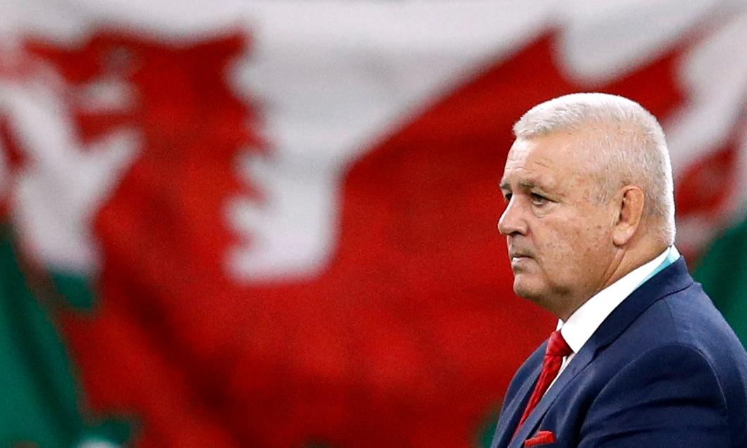 Warren Gatland urges Wales to seize their chance of Rugby World Cup glory