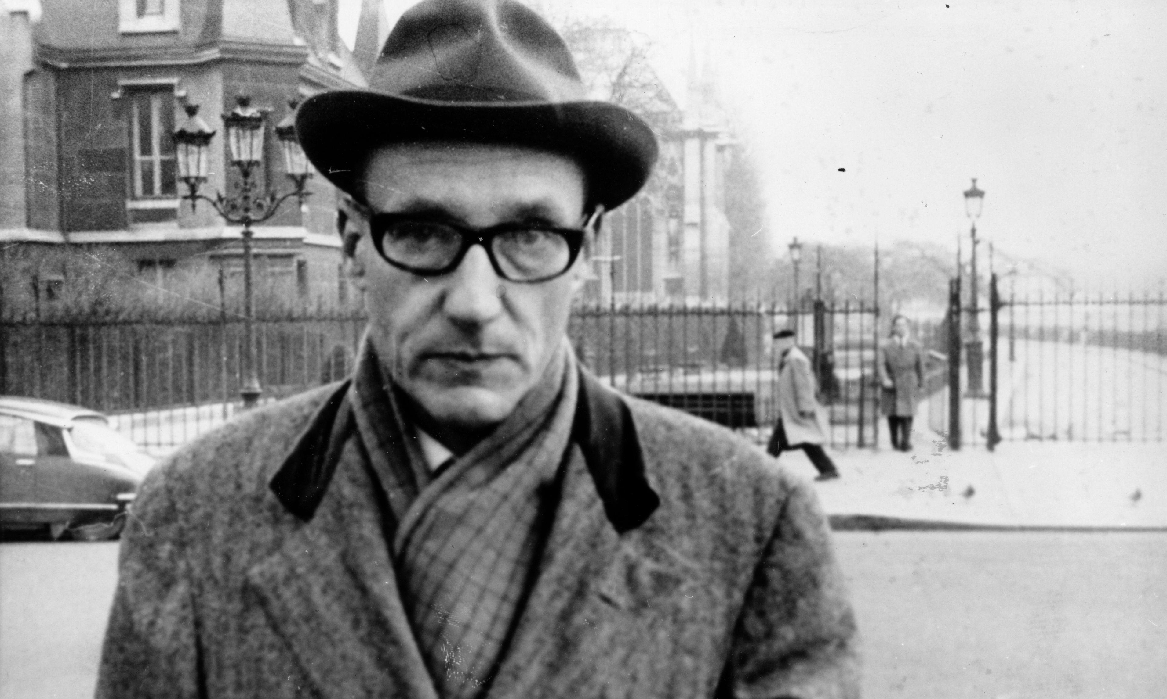 The elusive William Burroughs – archive, 10 September 1965