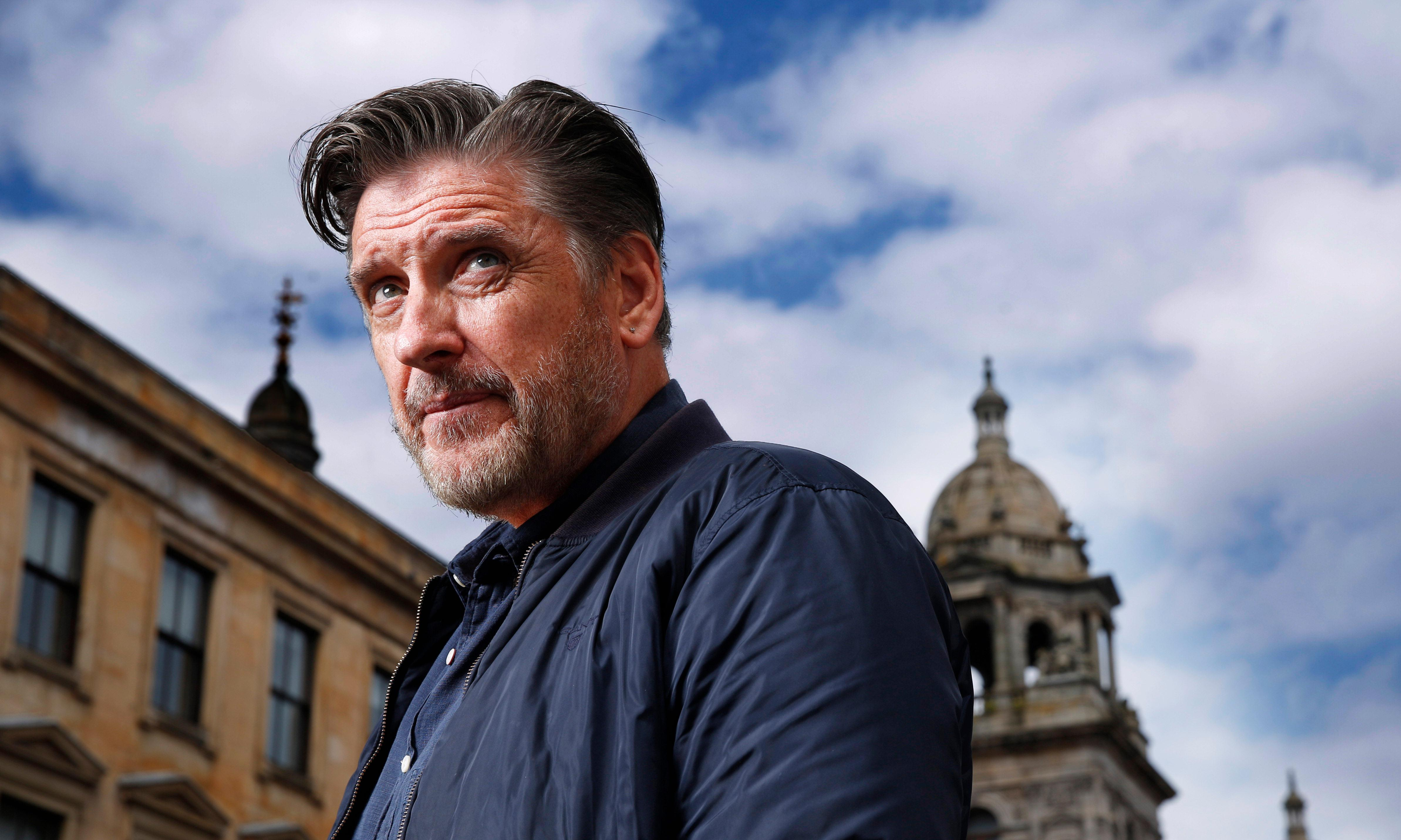 'I should have died in 1992': Craig Ferguson's comedy comeback