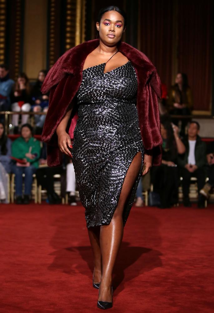 Christian Siriano: different skin tones and body shapes are starting to become the norm.