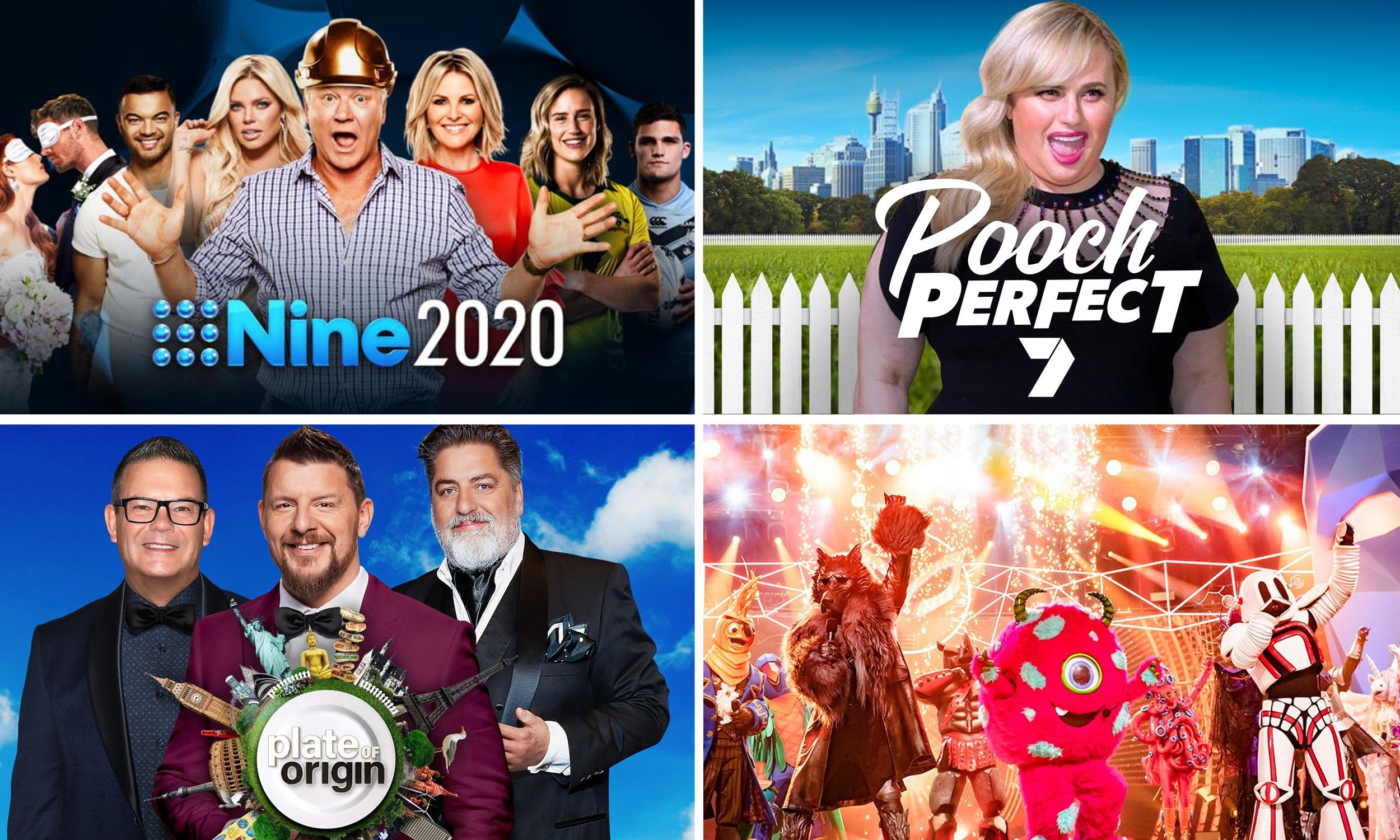 Reheated cooking and 'horny reality': the major networks have jumped the shark