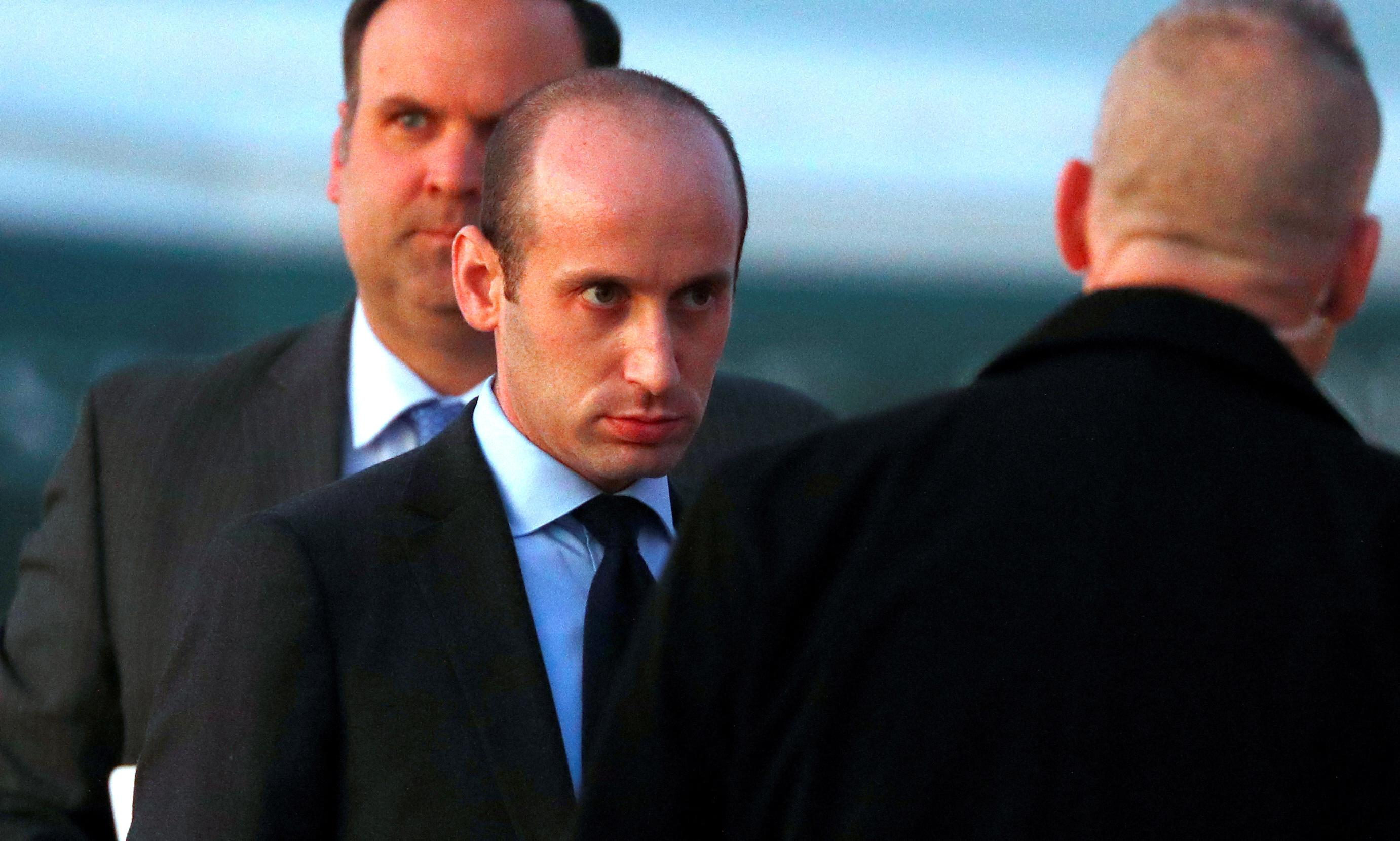 Stephen Miller is no outlier. White supremacy rules the Republican party
