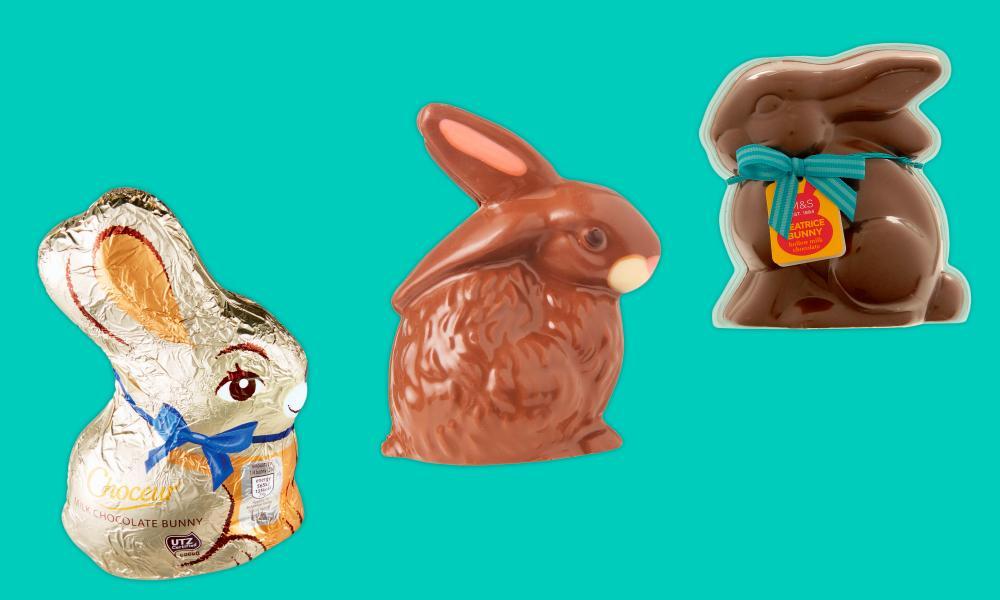 Easter taste test