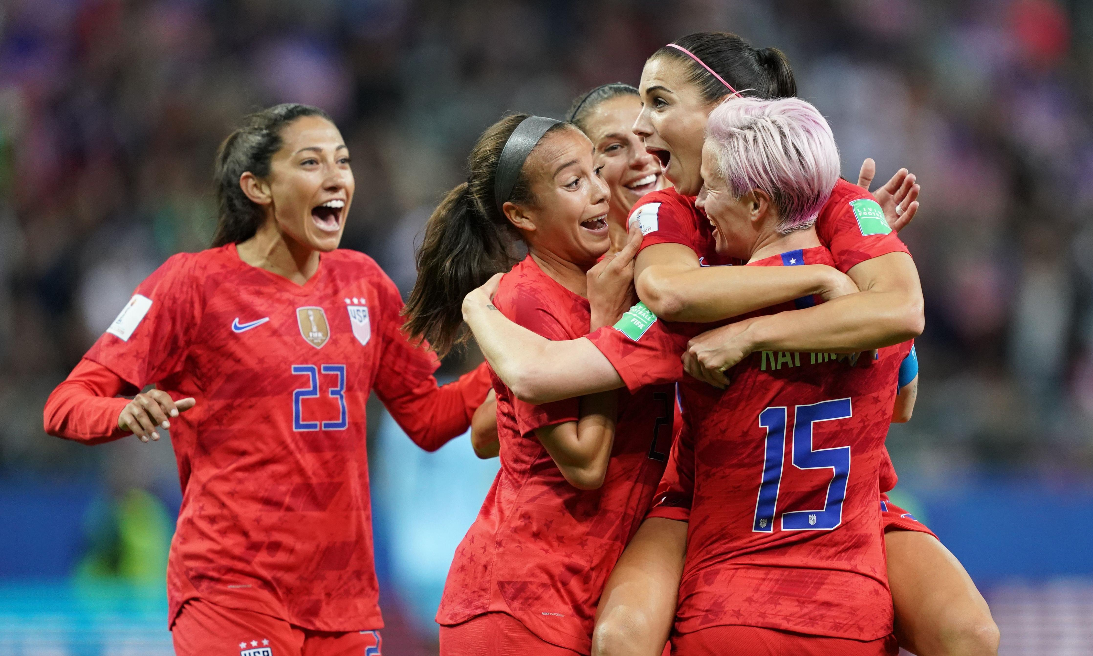Women can never win – even when they win 13-0