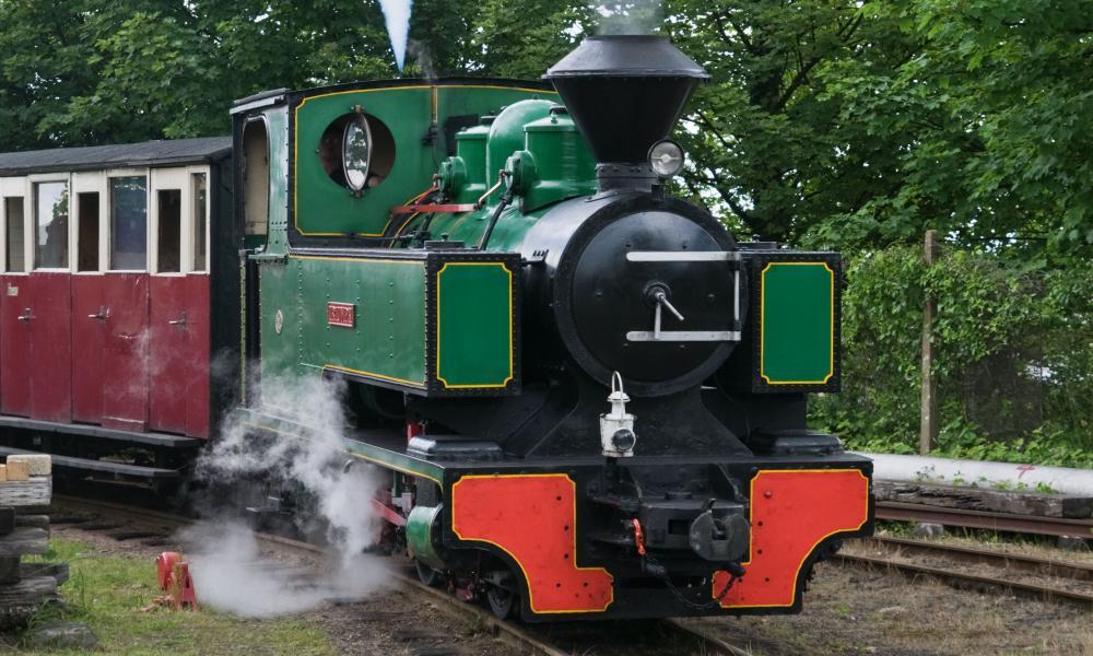 Sittingbourne and Kemsley Light Railway in Kent