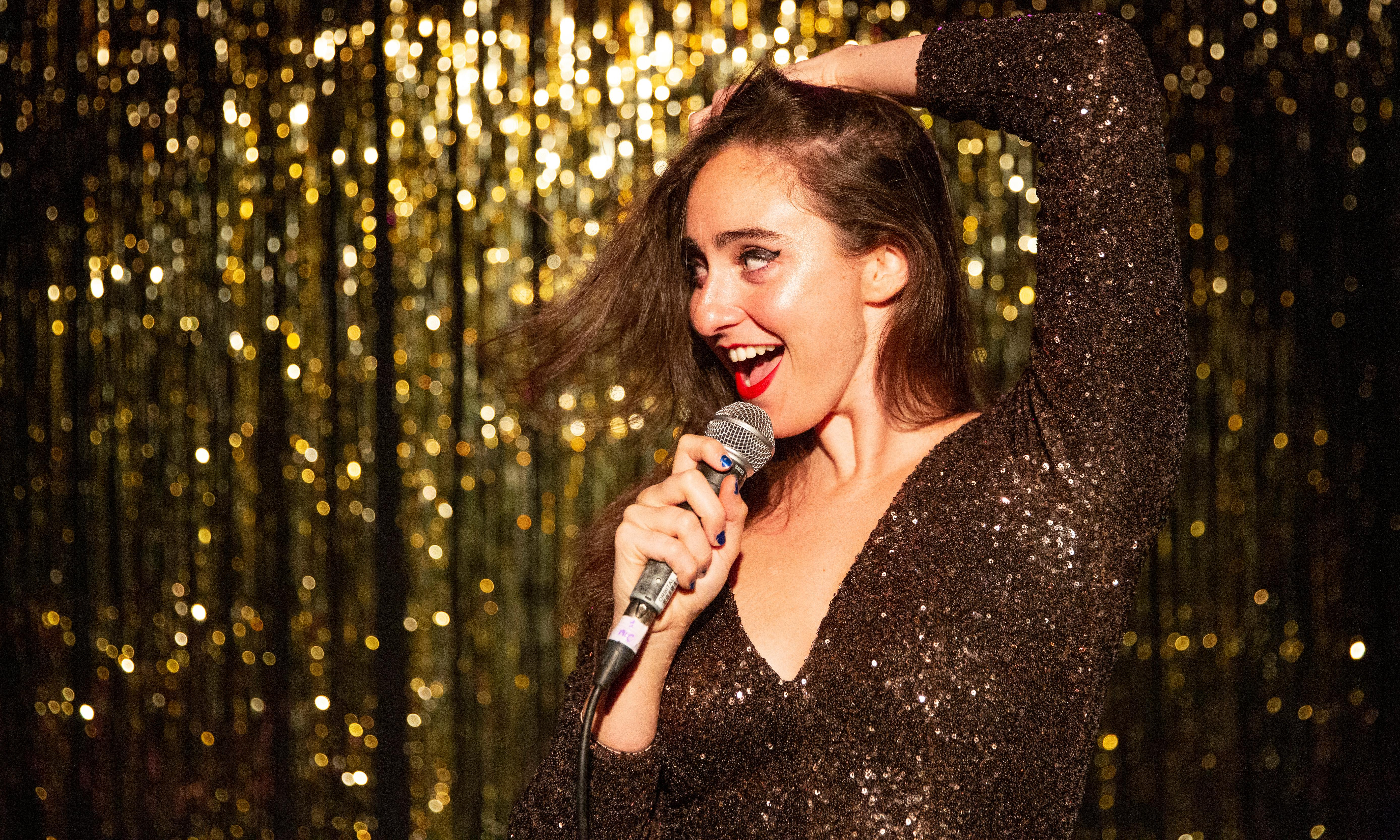 'I want everyone to pay attention to me!' Meet Catherine Cohen, comedy's peak millennial