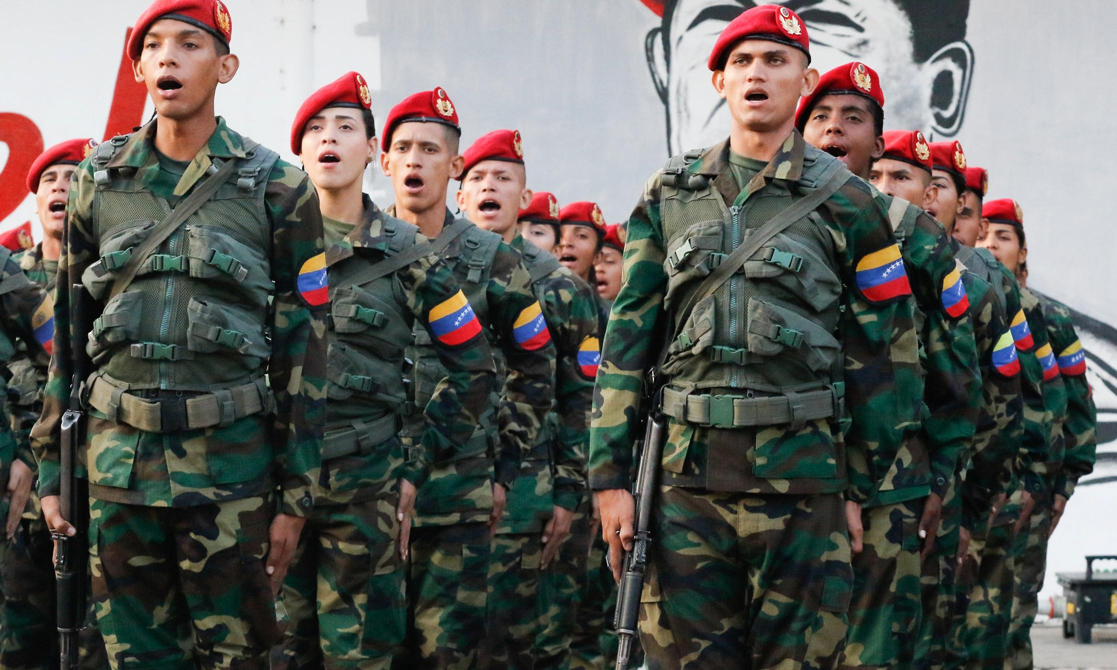 'They will torture you': ex-Venezuelan soldiers on the risk of defecting