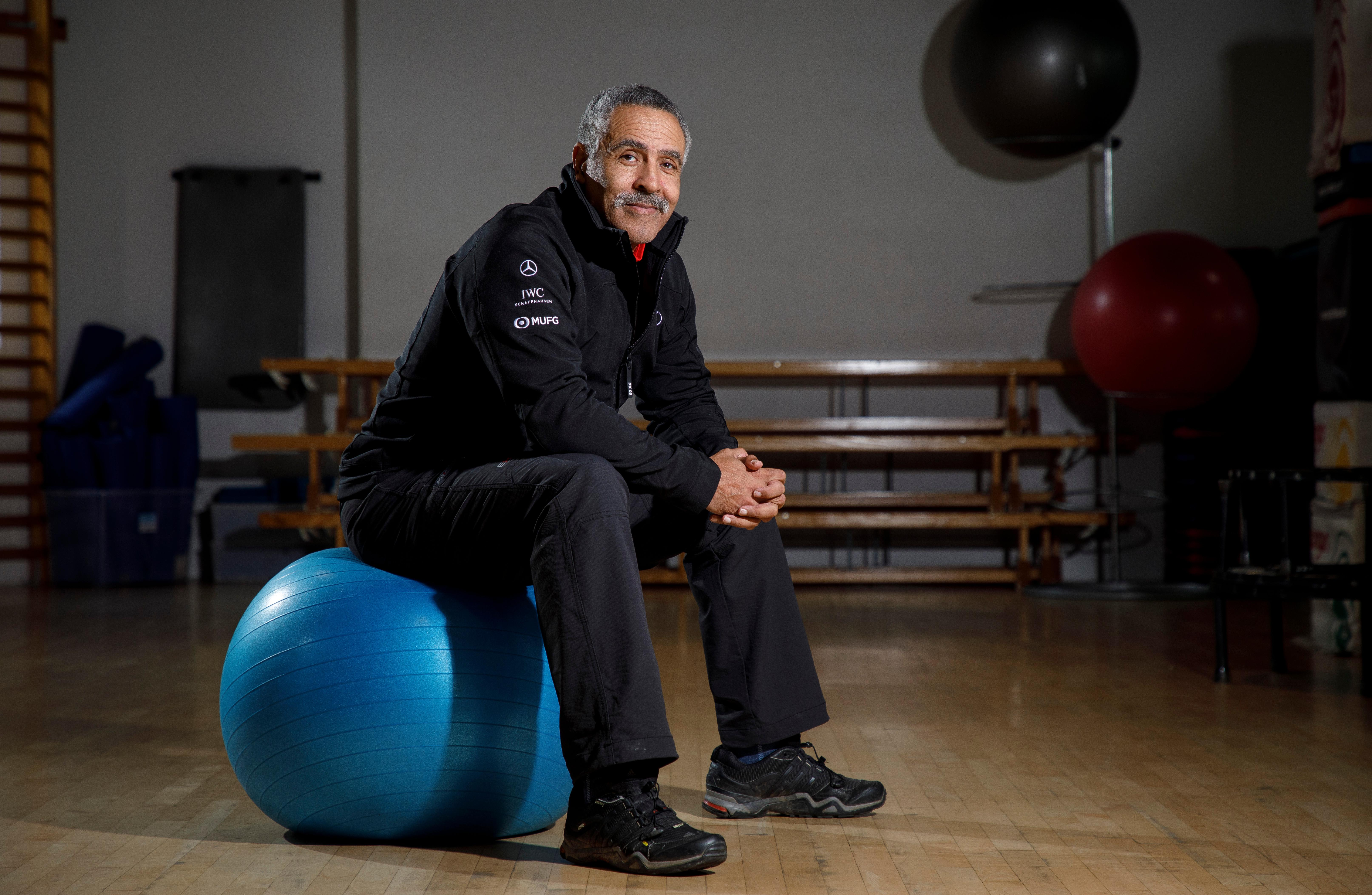 Daley Thompson: 'I'd love to help British athletes. I'd be over the moon'